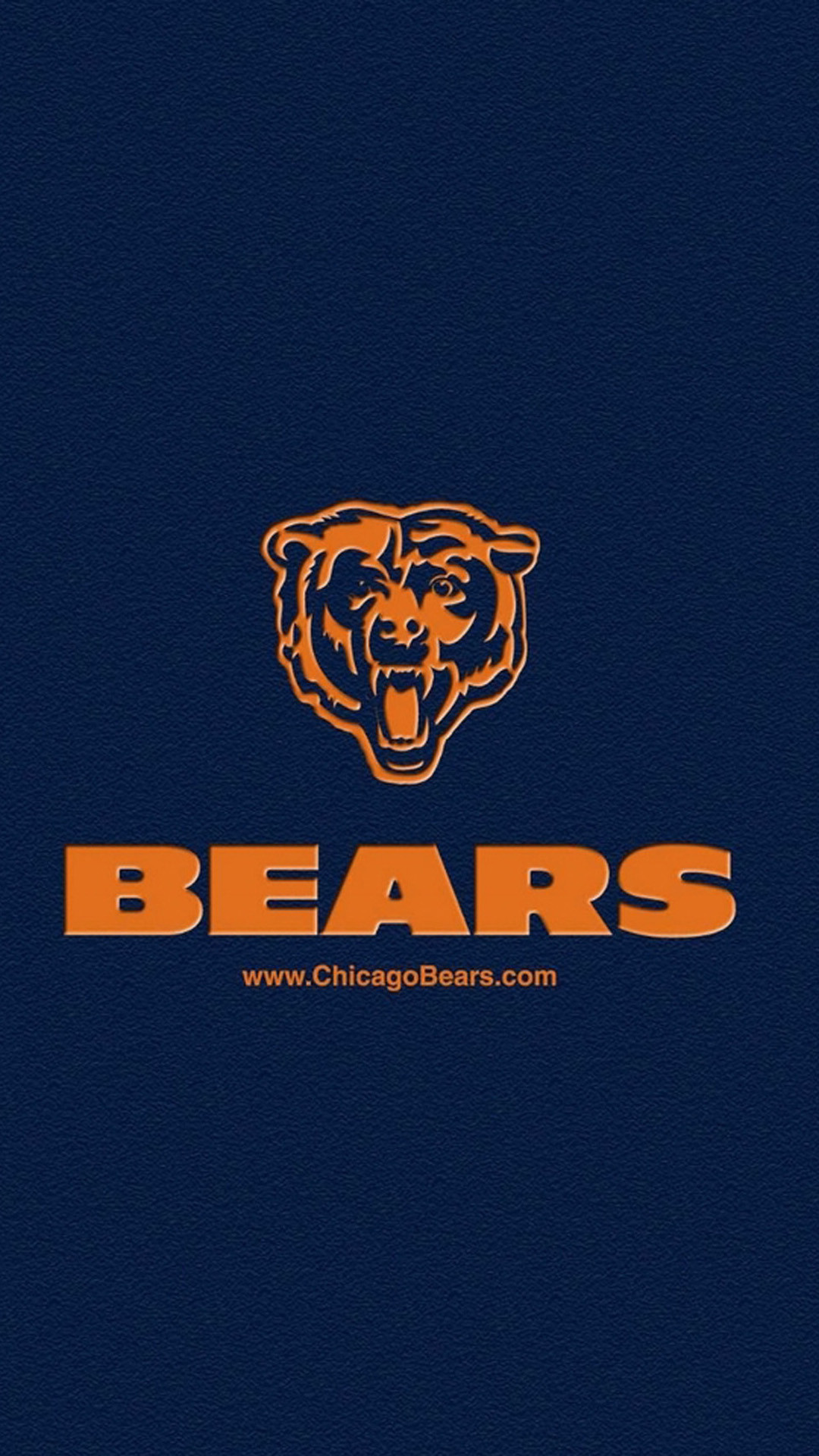 1080x1920 ... chicago bears wallpaper for android download image gallery hcpr ...