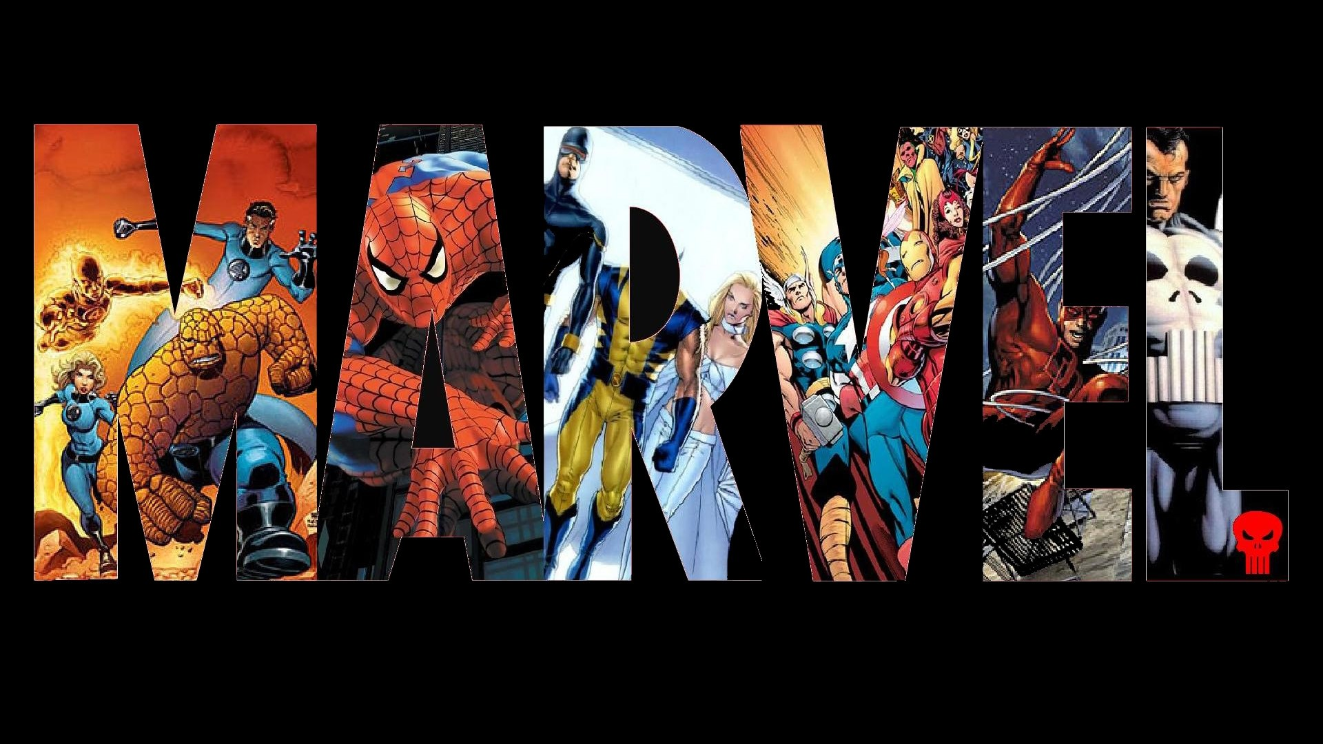 11 Best Hd Wallpapers From The Marvel Universe That You: Marvel 3D Wallpapers (60+ Images