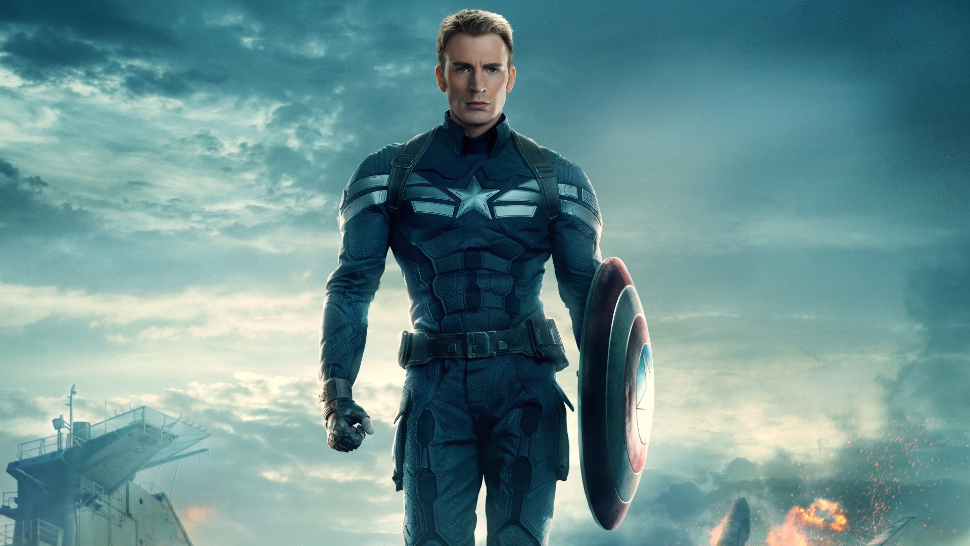 1920x1080 Captain America · Chris Evans · Wallpapers ID:702248