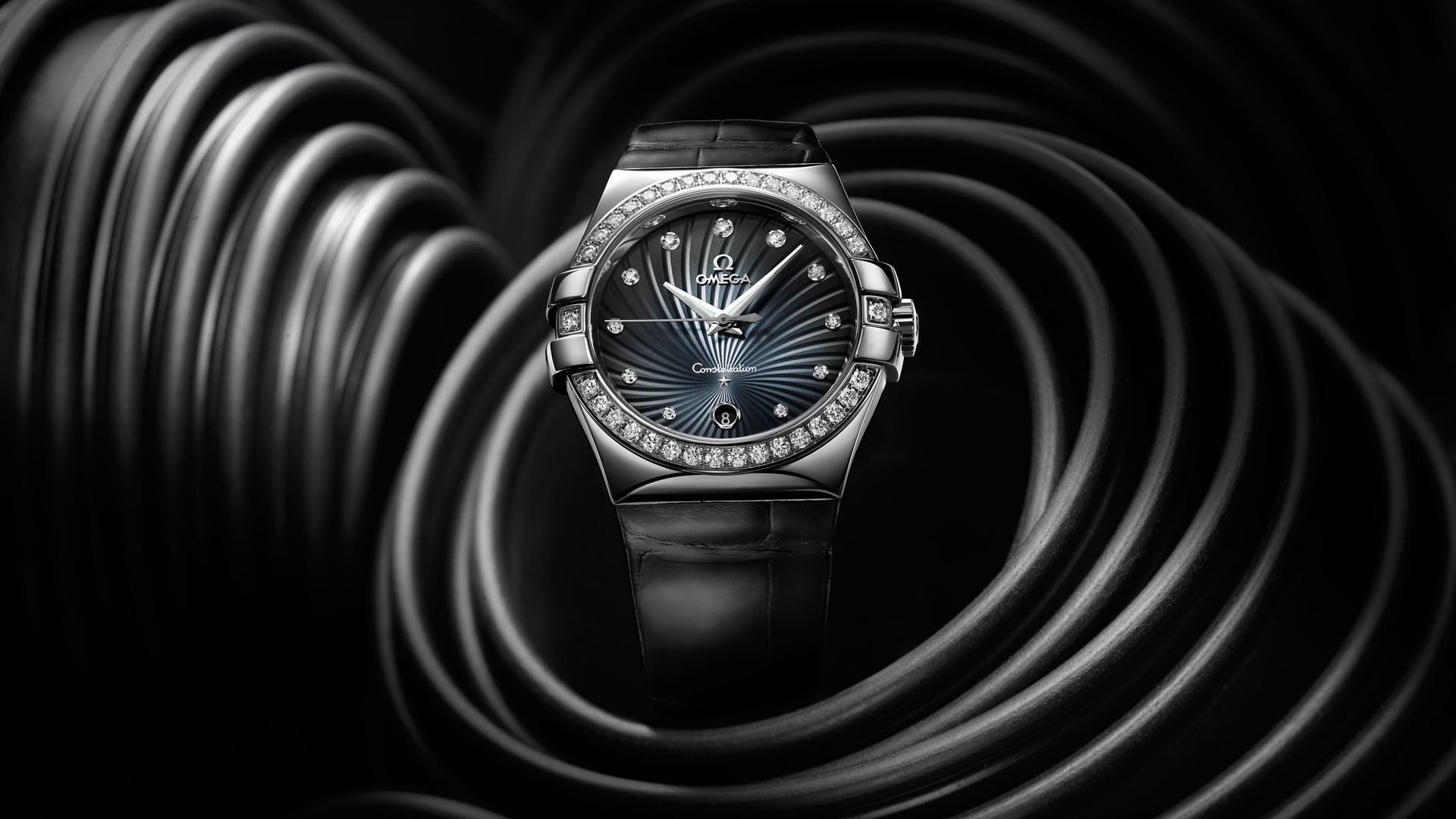 1920x1080 Constellation omega watches wallpaper