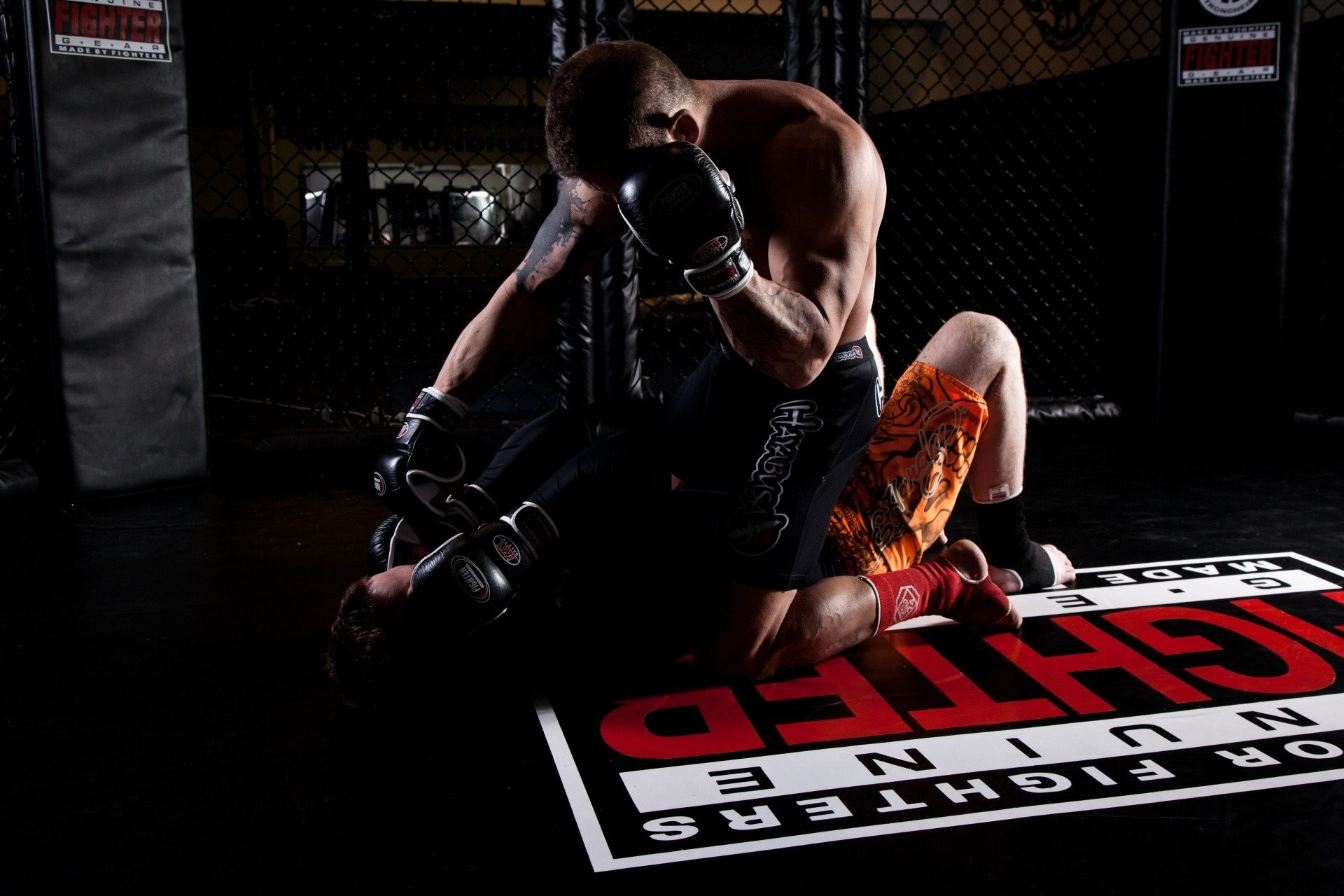 1920x1280 fight wrestling muscles cell mma