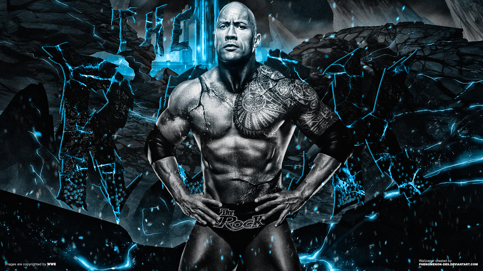 WWE Immortals Wallpapers (78+ Images