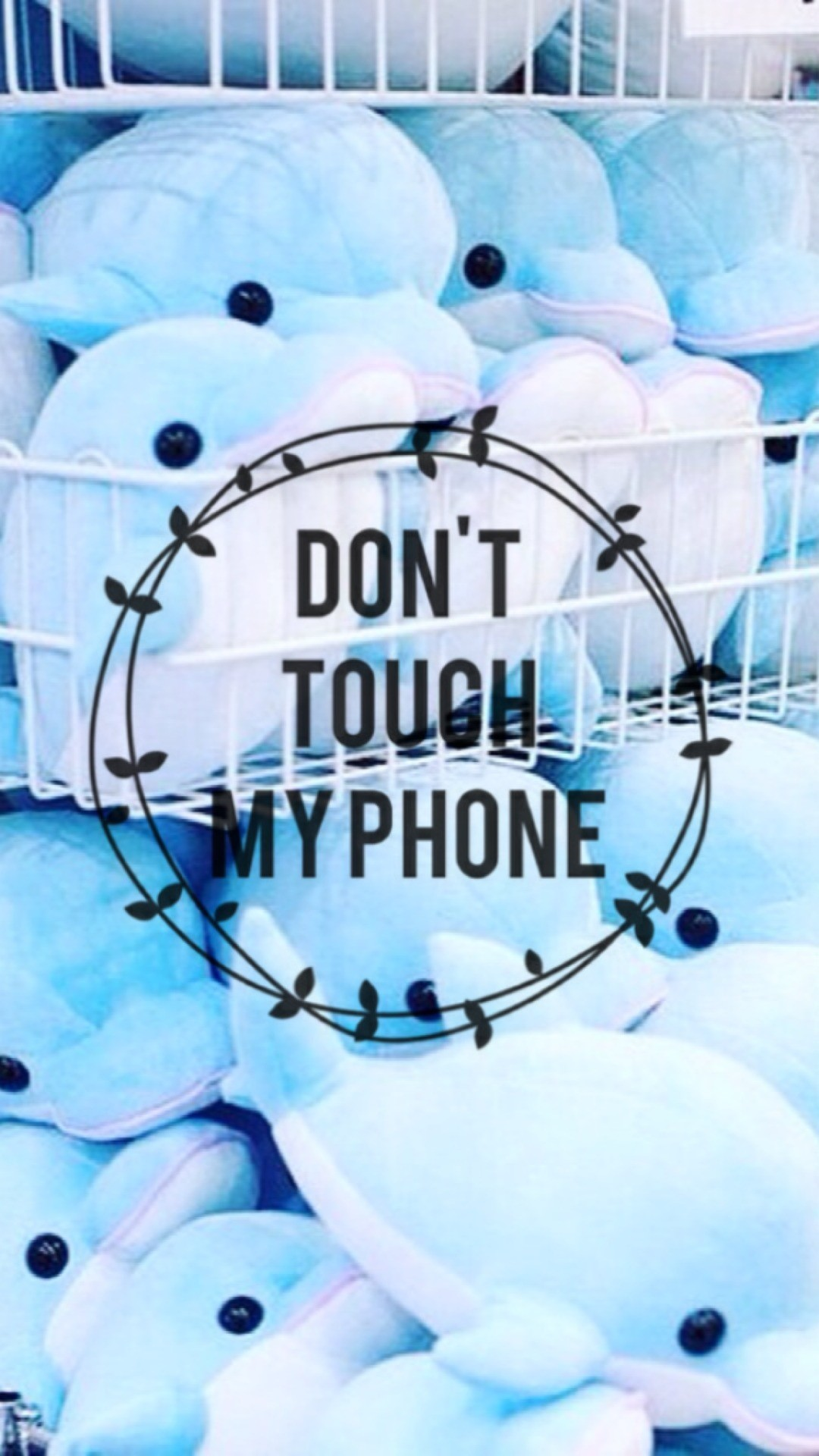 Wallpaper Dont Touch My Phone 72 Images