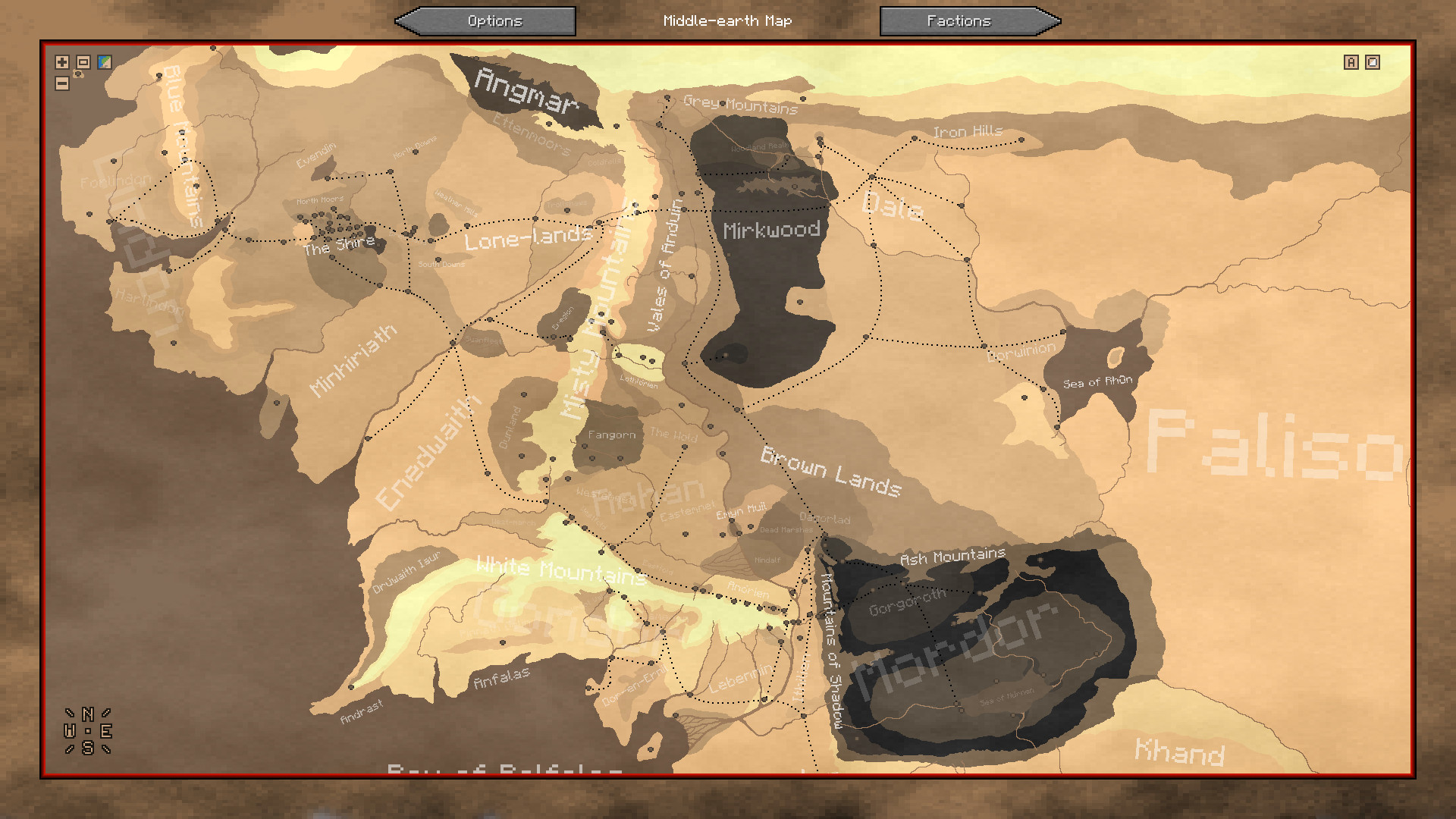 Map of middle earth wallpaper 42 images 1920x1080 gumiabroncs Images