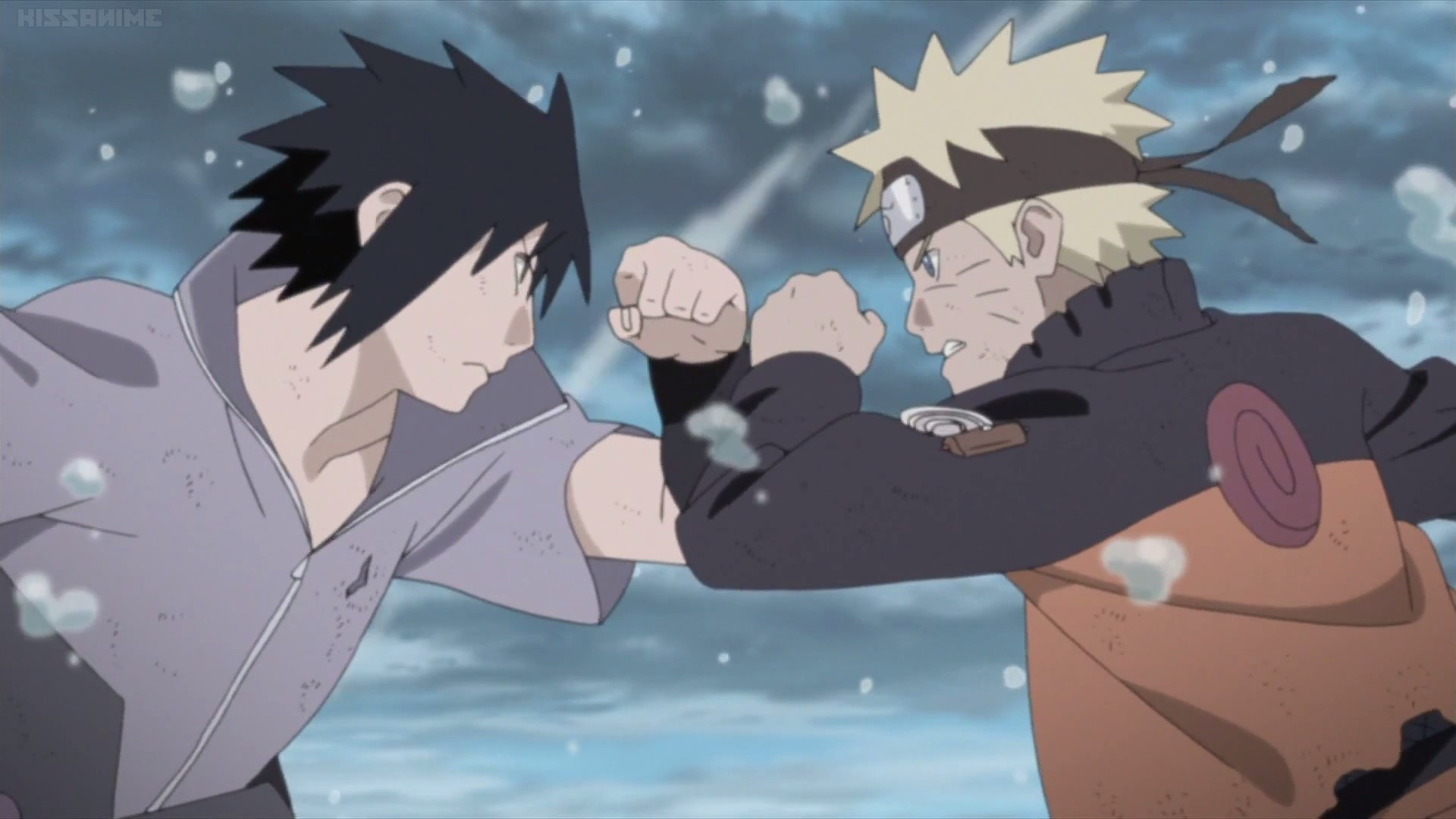 Naruto vs Sasuke Wallpaper (57+ images)
