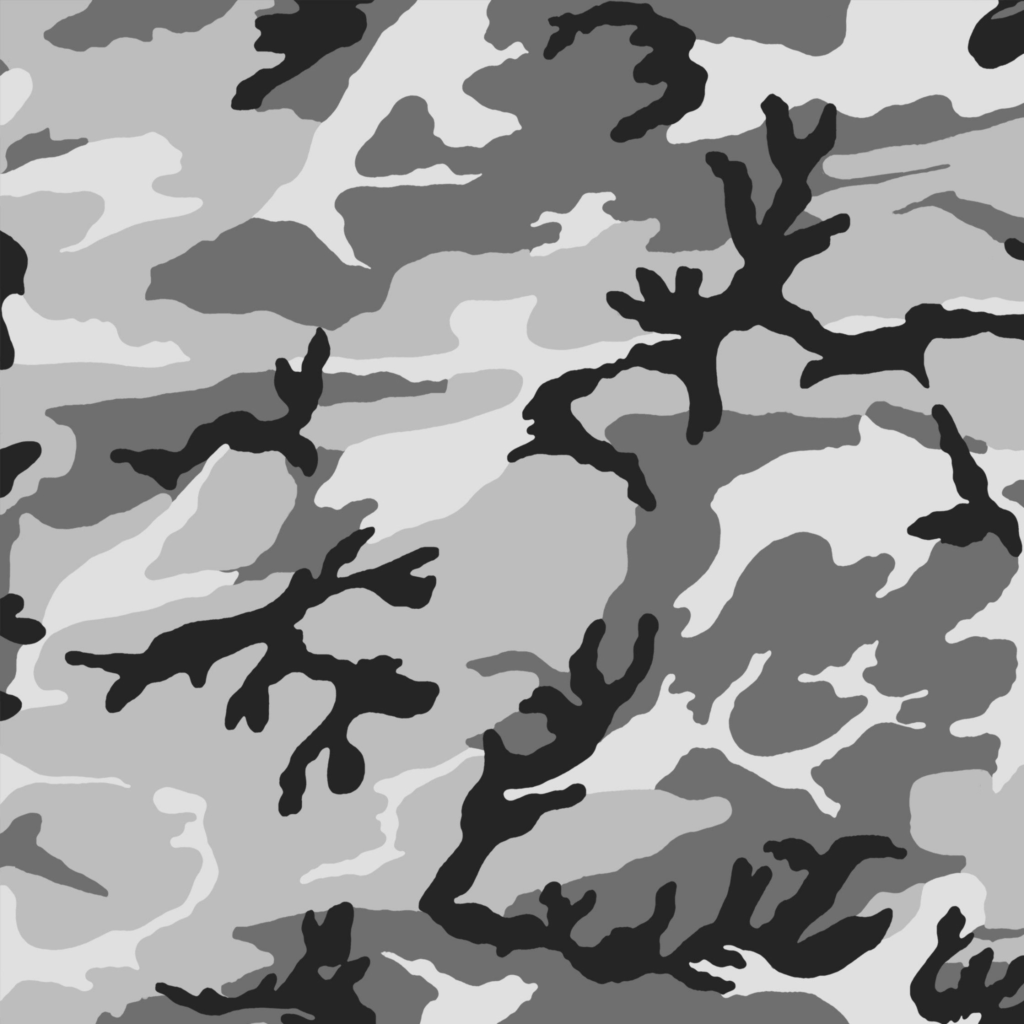Camouflage Wallpapers: Black And White Camo Wallpaper (64+ Images