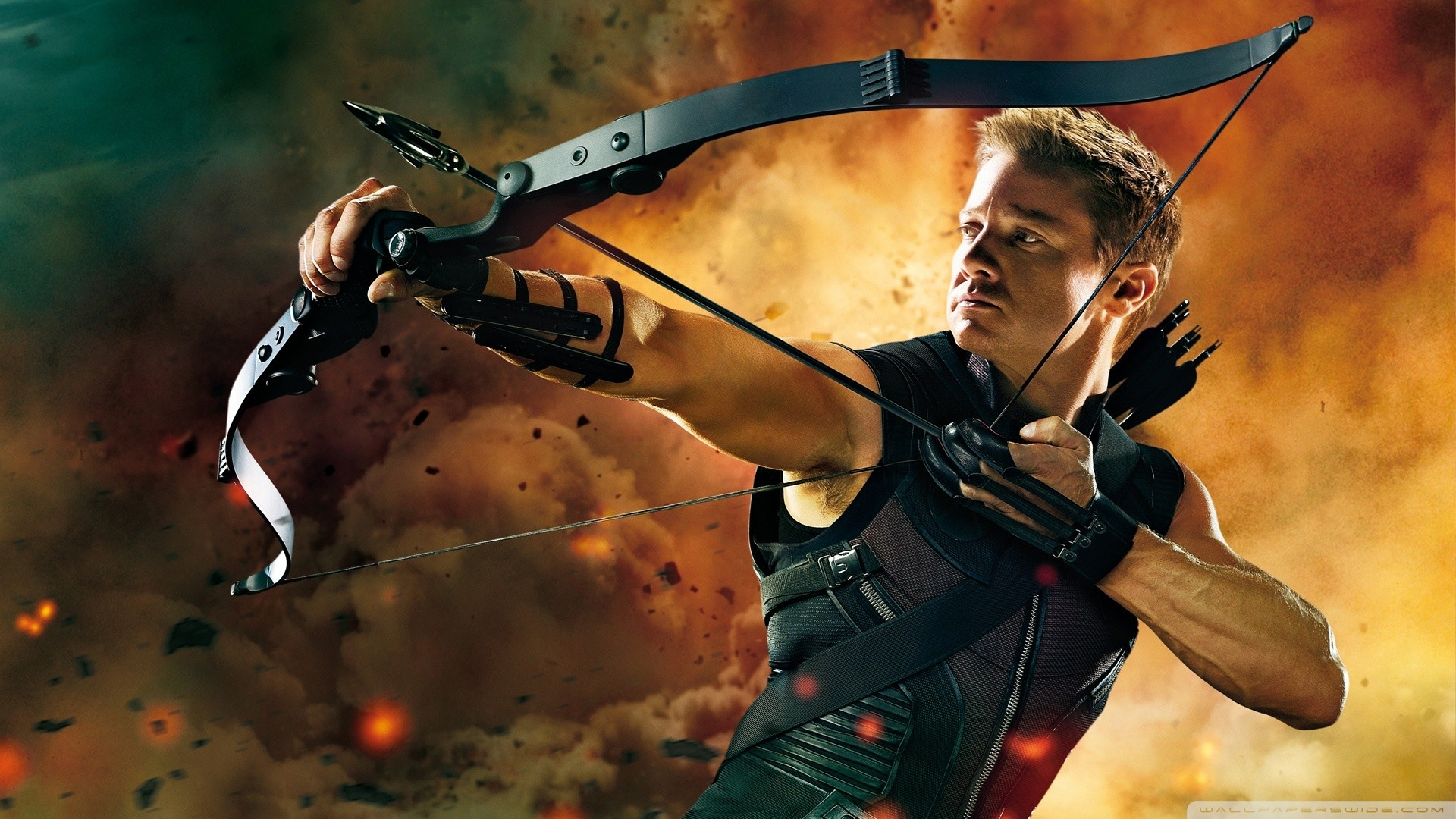 1920x1080 Marvel-The-Avengers-Movie-2012-HD-Wallpaper-Hawkeye-