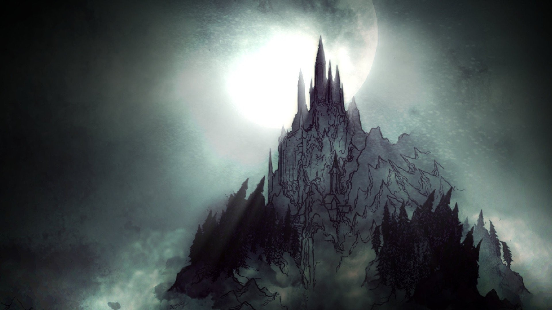 how to get behind waterfall castlevania symphony of the night