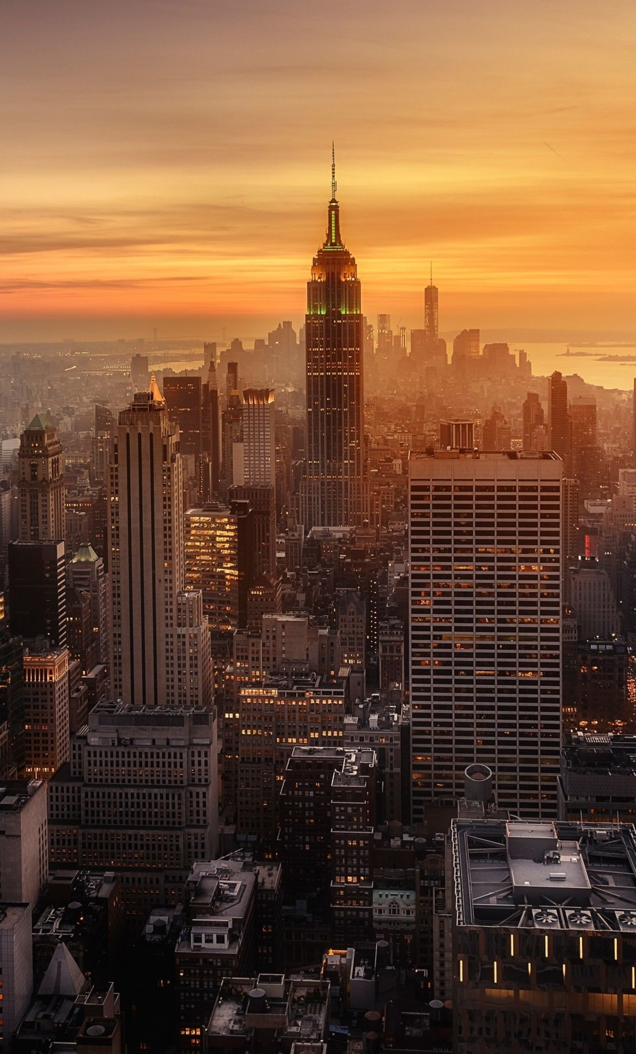 "1280x2120 720x1280 New York City Madness iPhone 5 Wallpaper (720x1280)"">"