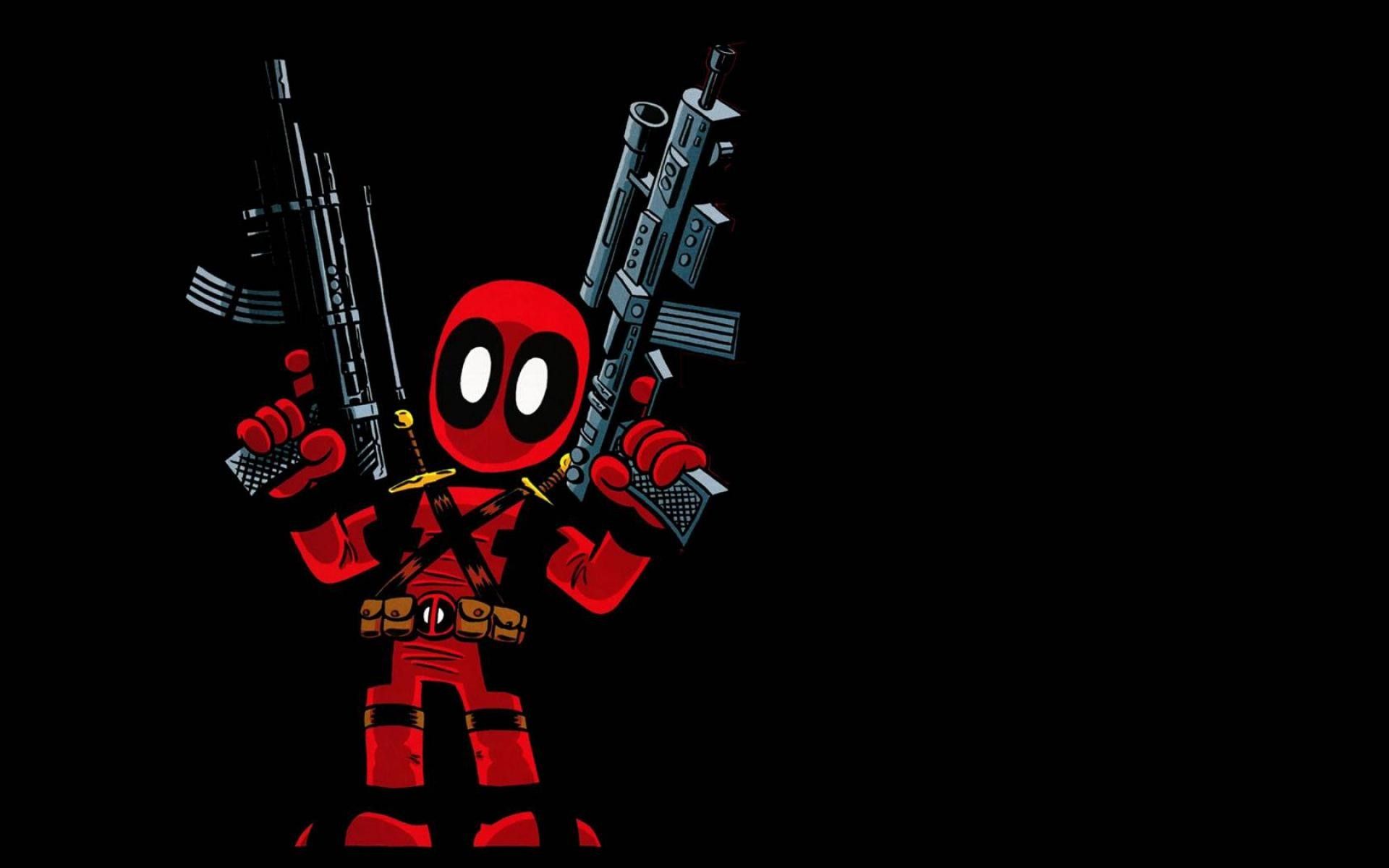 1920x1200 Fun-Comics-Deadpool-Wallpaper-HD