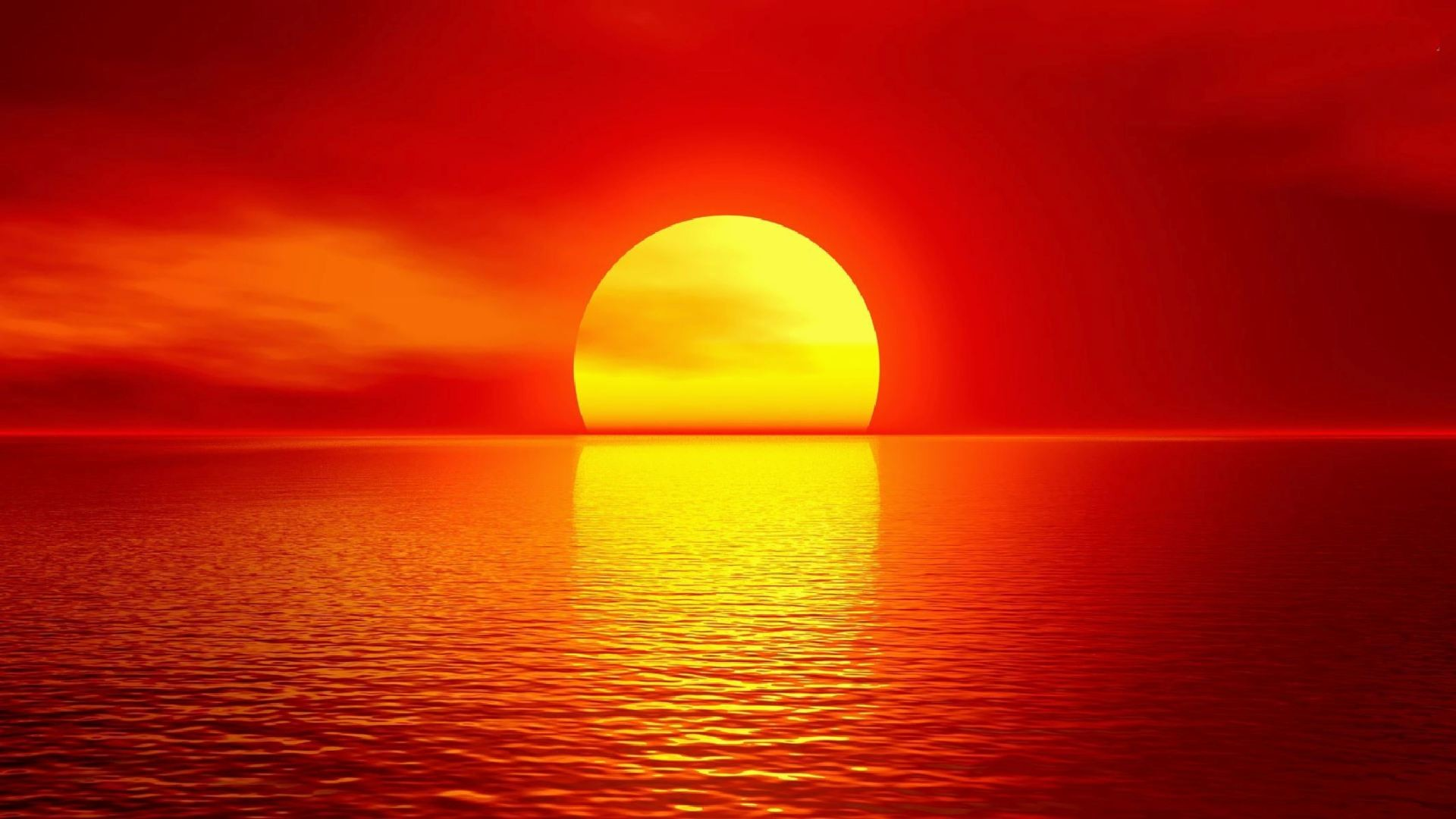 1920x1080 Red-Sunset--wallpaper-wp38012015
