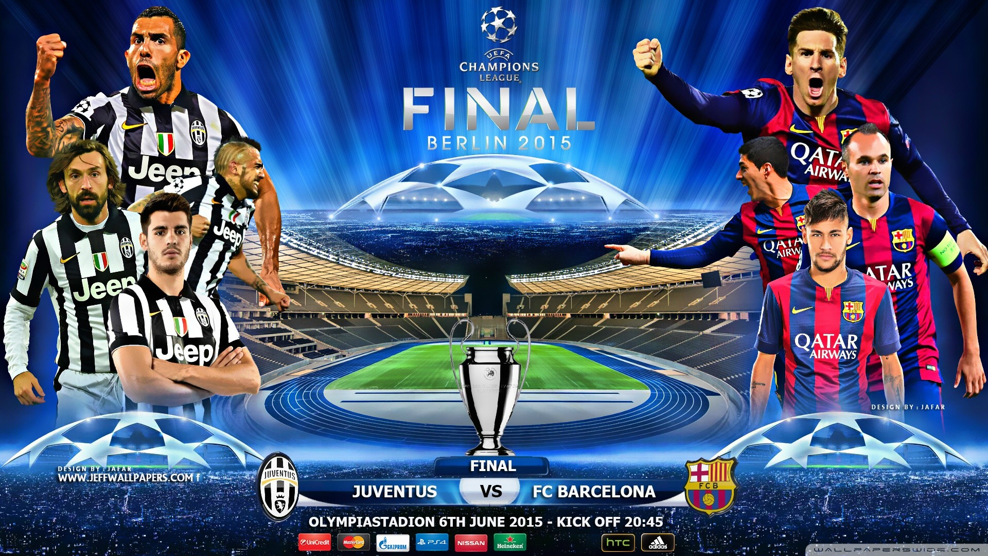 Champions League: Uefa Champions League Wallpaper HD (72+ Images