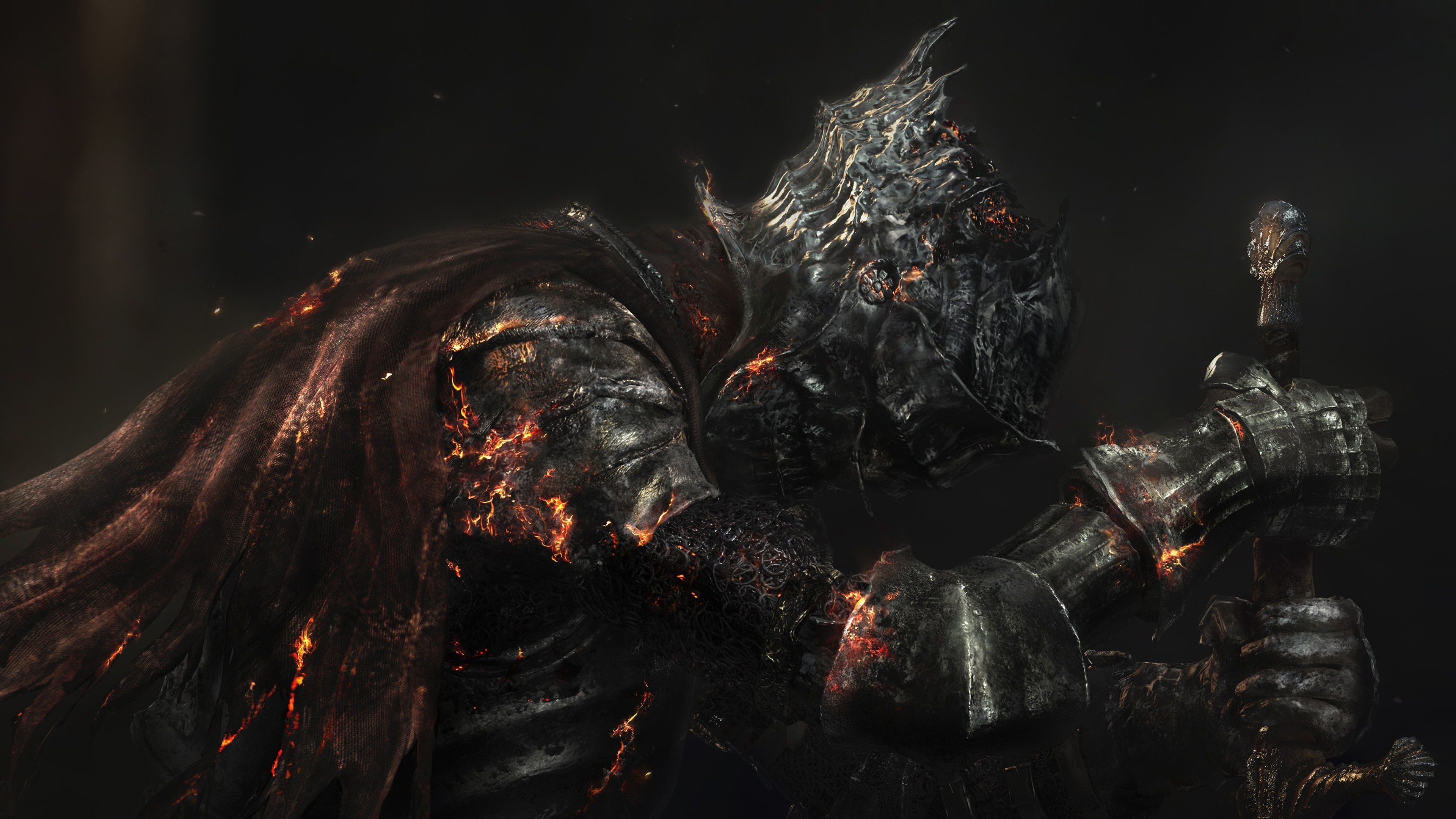 3840x2160 Dark Souls 3 Animated Wallpaper - WallpaperSafari