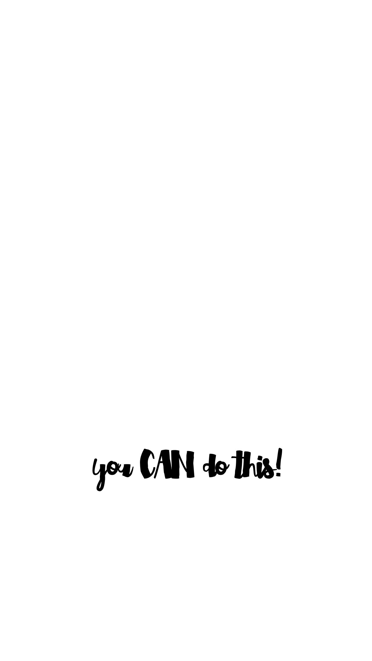 1241x2205 black white minimal simple wallpaper background iphone quote