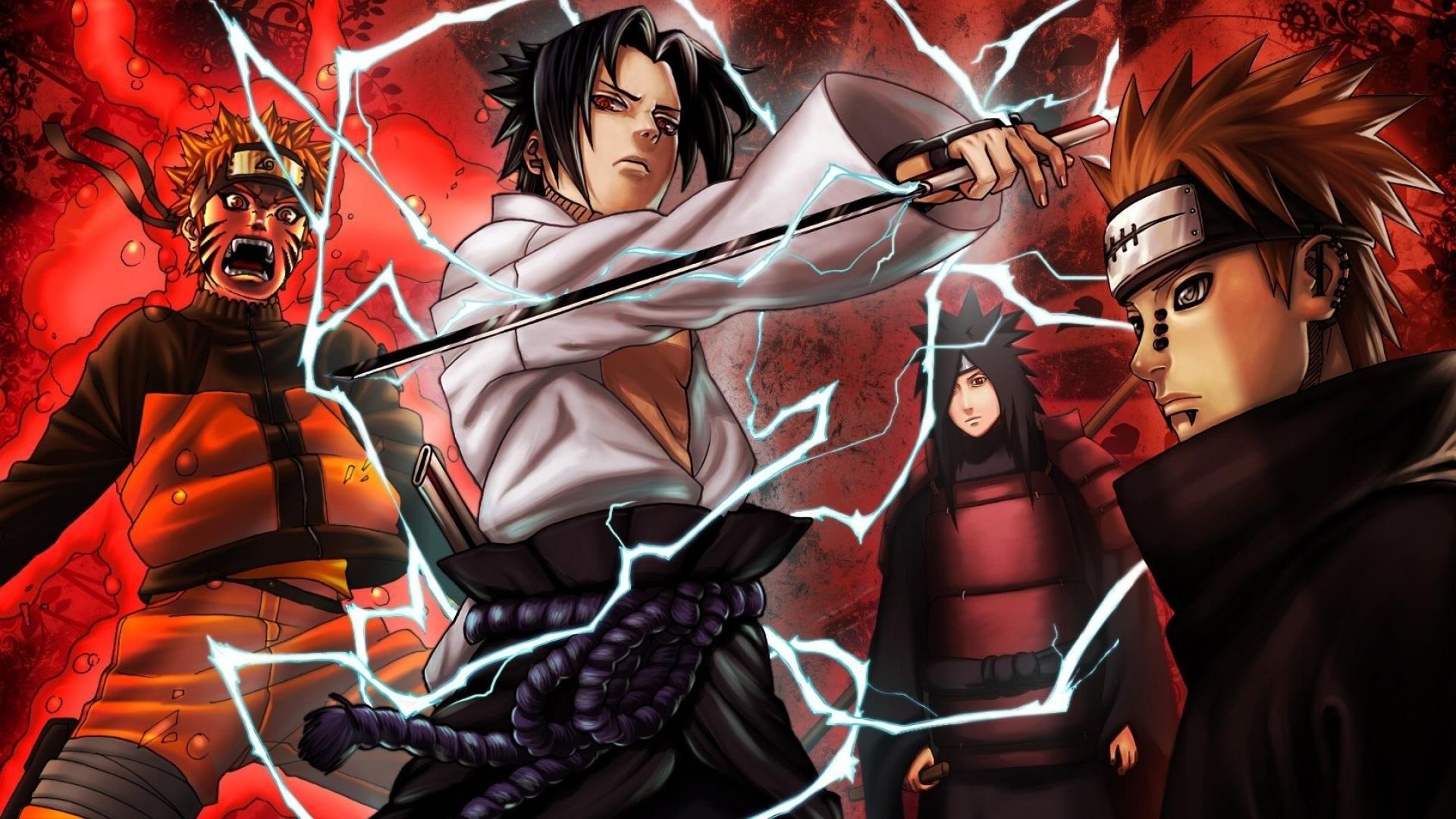 Naruto Shippuden Wallpaper Akatsuki (46+ images)