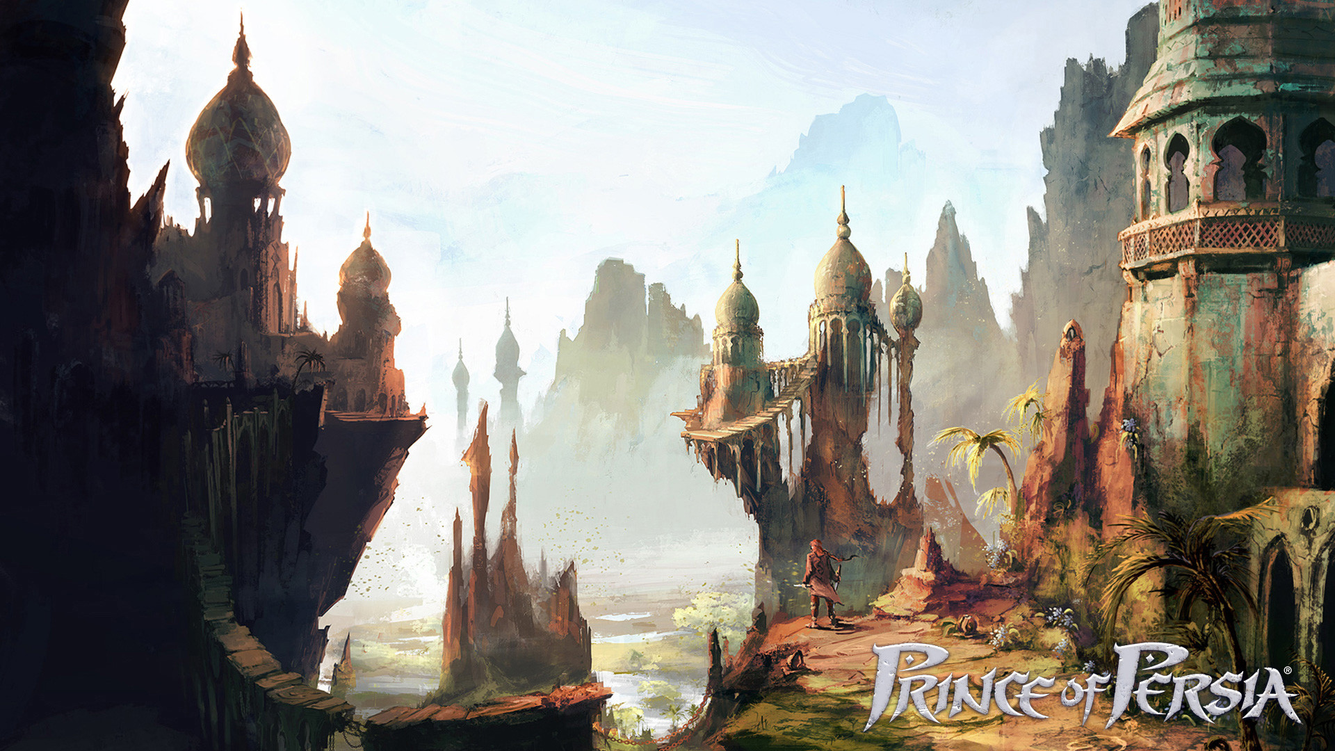 1920x1080 Video Game - Prince Of Persia Wallpaper