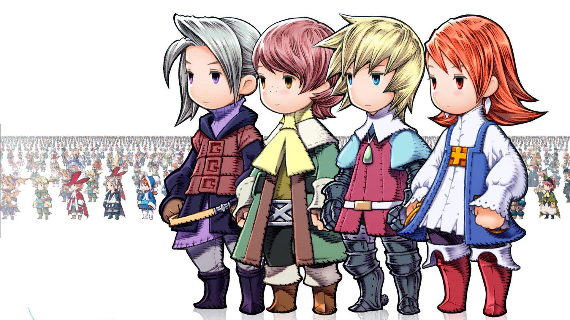 1920x1080 Wallpaper #18 Wallpaper from Final Fantasy III