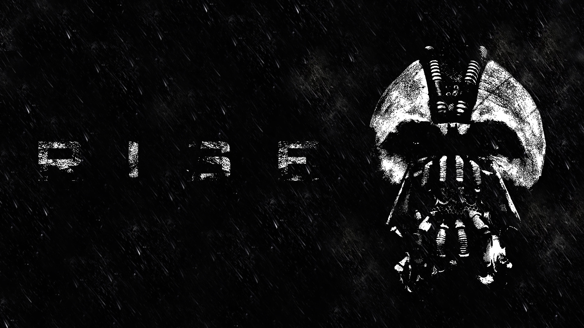 1920x1080 ... The Dark Knight Rises Bane Wallpaper by PKwithVengeance