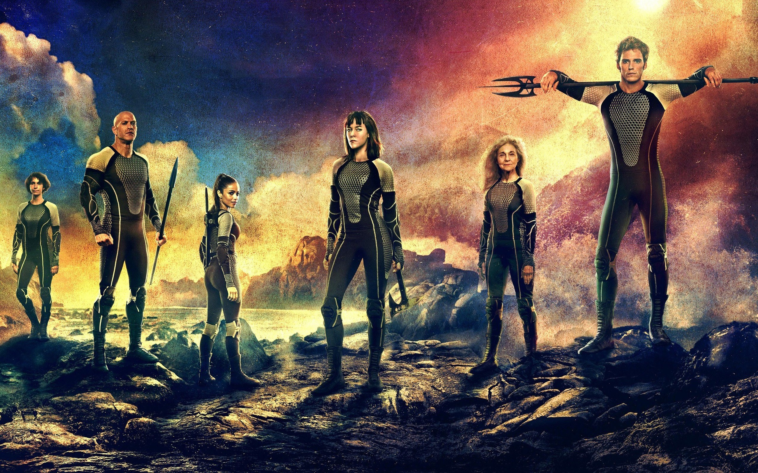 2560x1600 The Hunger Games Catching Fire Movie Wallpaper - Image #4589 -
