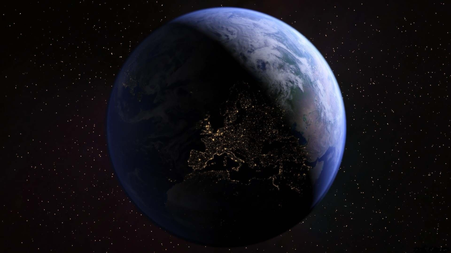 Earth from space wallpaper 1920x1080 74 images - Space wallpaper 1920x1080 ...