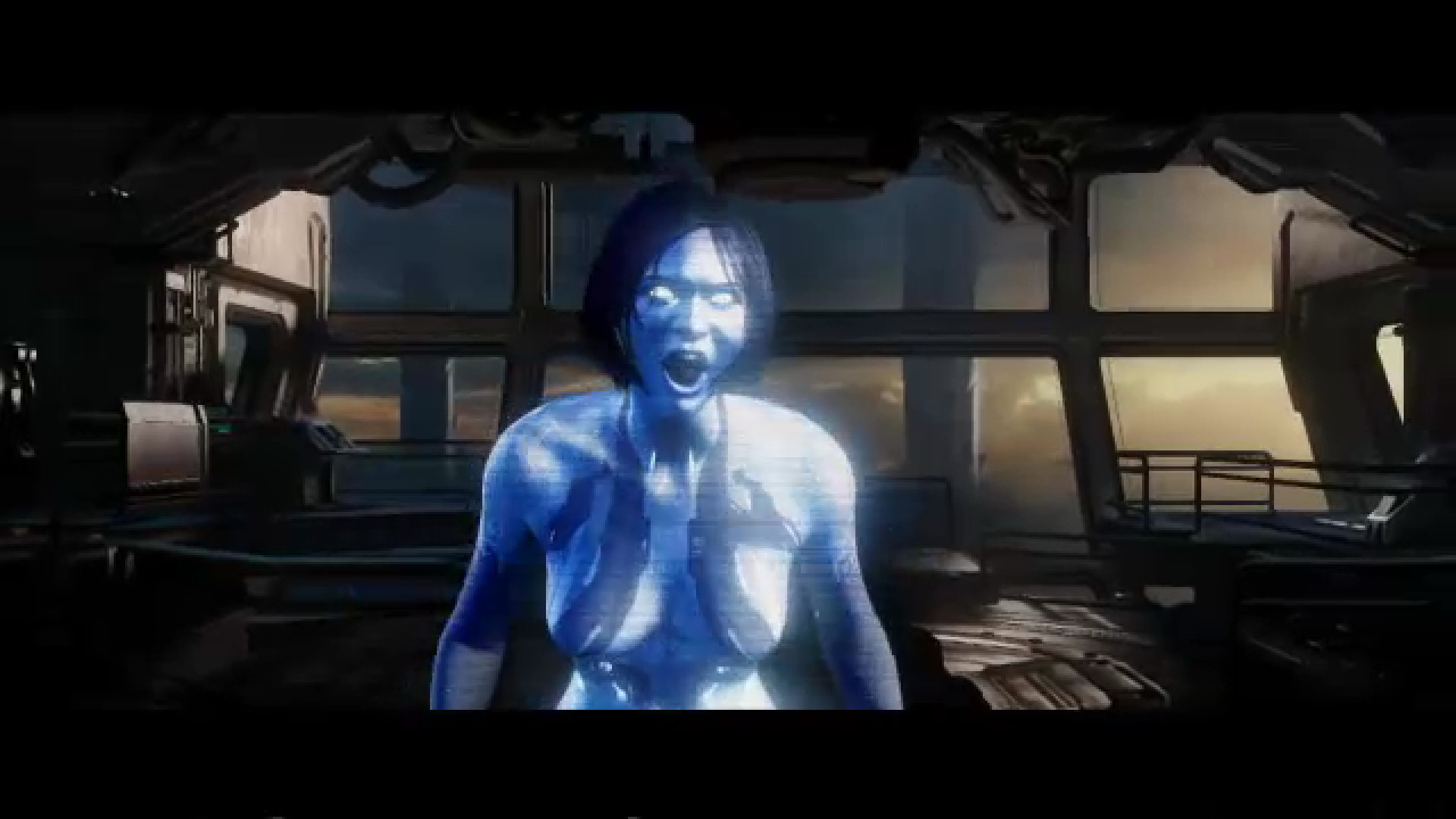The Rise And Fall Of Cortana In Halo 4 - Game Informer
