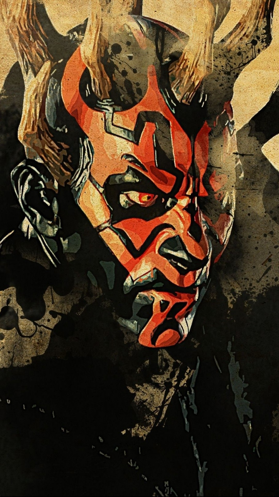 Darth Maul Iphone Wallpaper 66 Images