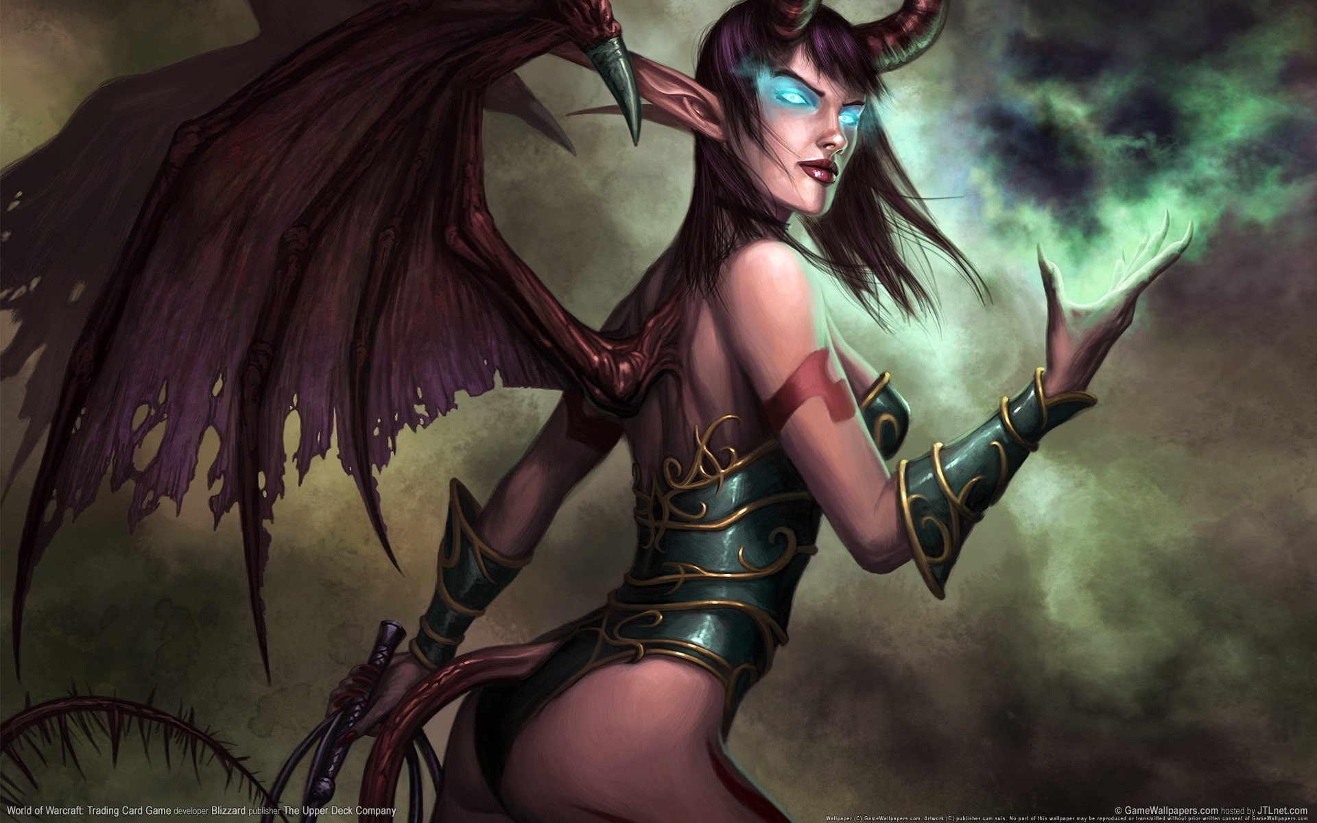 1920x1200 world of warcraft world of warcraft succubus