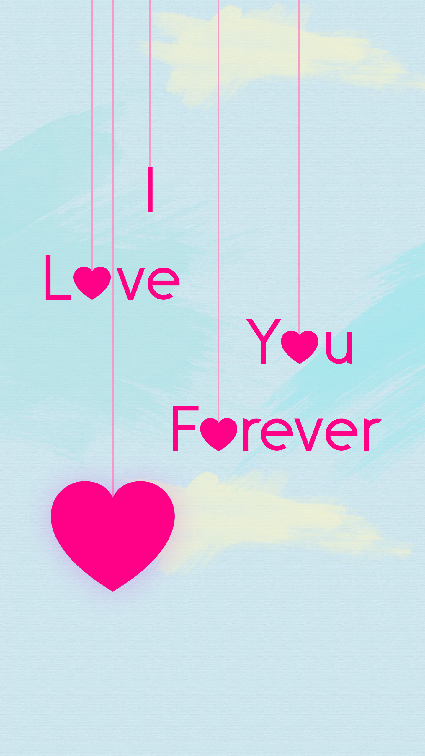 1440x2560 ... I Love You Forever Wallpapers Galaxy by Mattiebonez