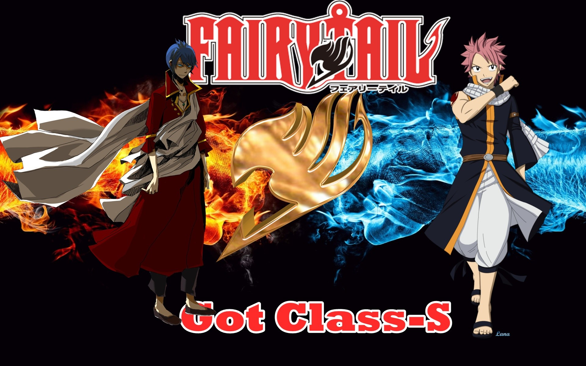 1920x1200 Fairy Tail Got Class-S v1.5 BETA
