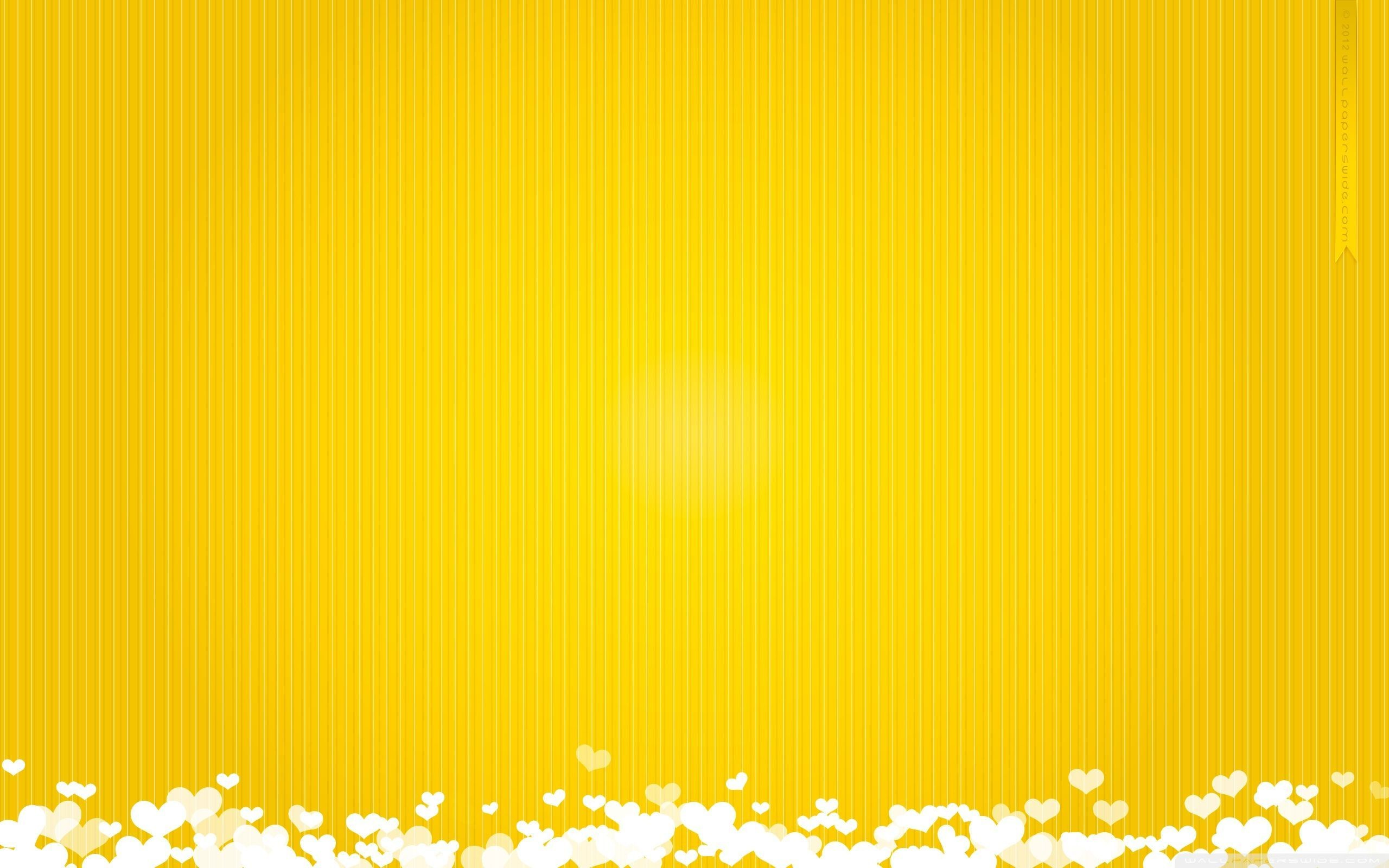 2560x1600 Bright Yellow Photos