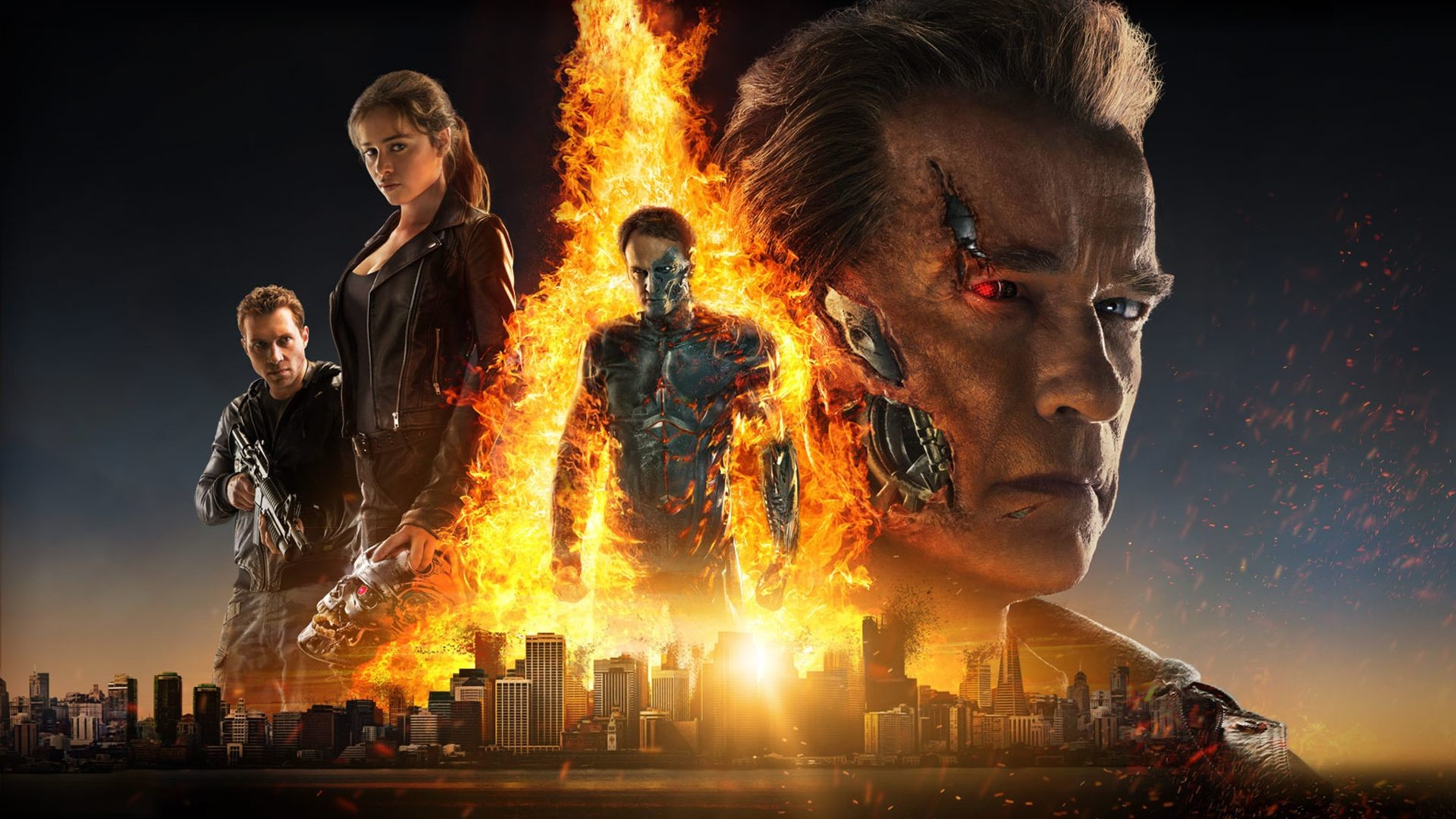 1920x1080 Terminator Genisys Wallpapers Terminator Genisys High Quality