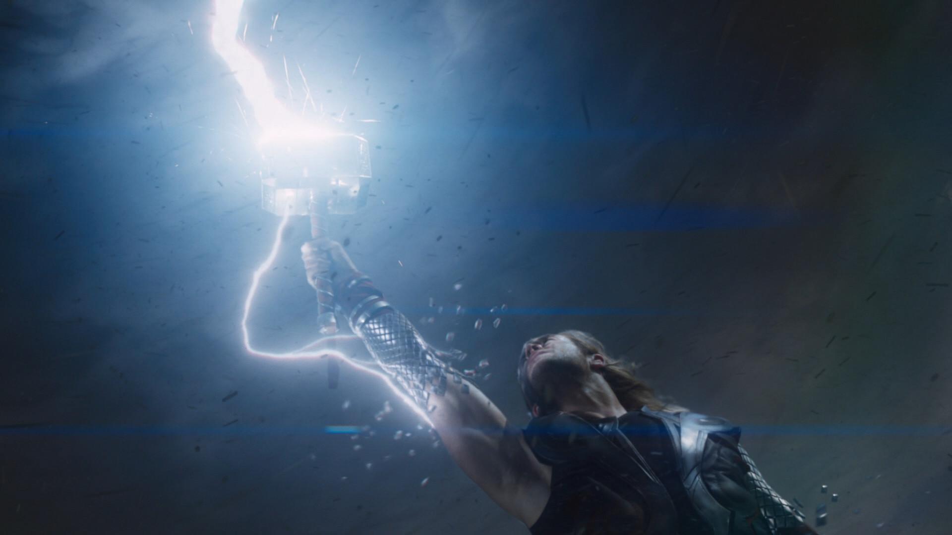 Thors hammer wallpaper 77 images - Thor art wallpaper ...