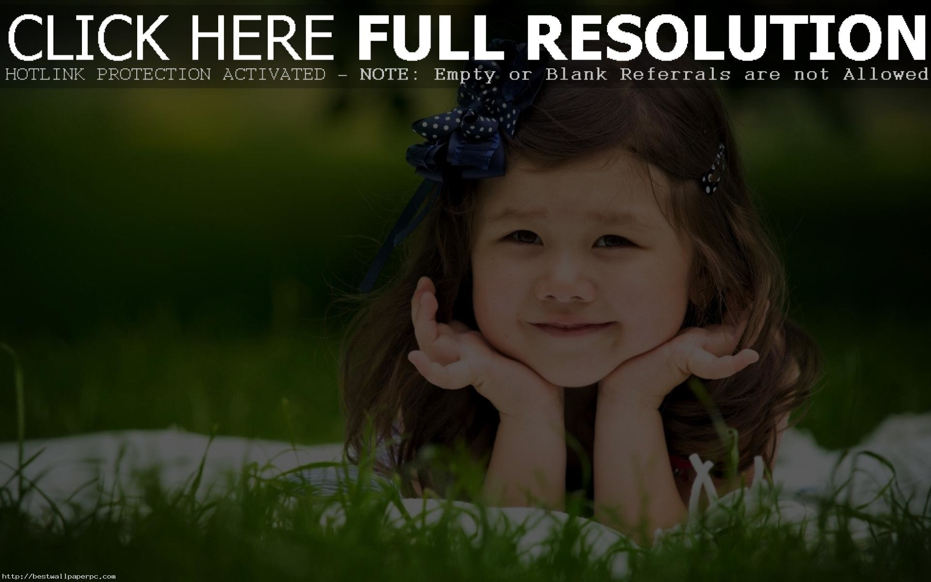 1920x1200 Cute Baby Girls With A Smile Images Full HD