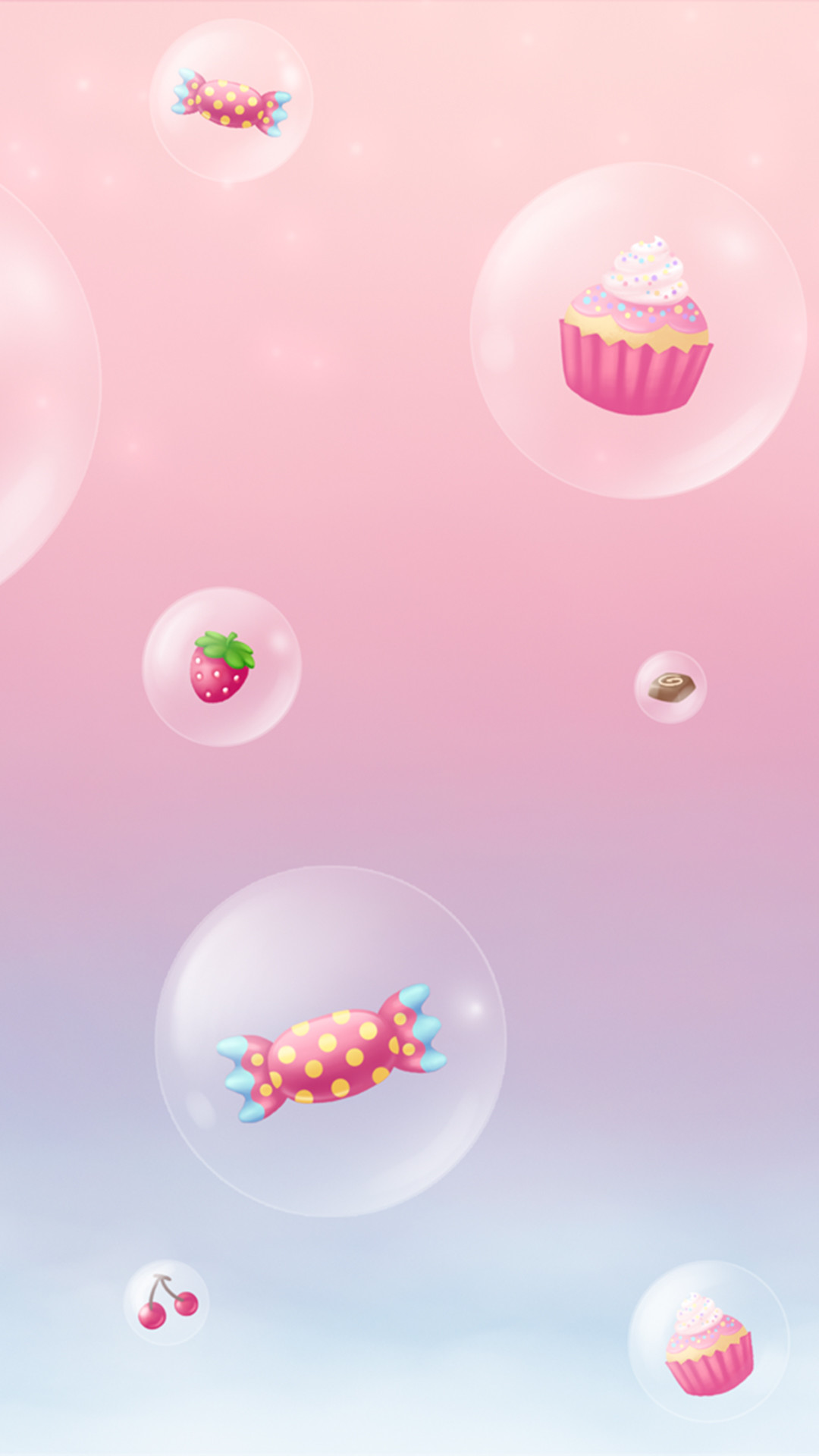 Pink cute wallpaper 69 images 1080x1920 girlish hello kitty pink cute japan cat voltagebd Choice Image