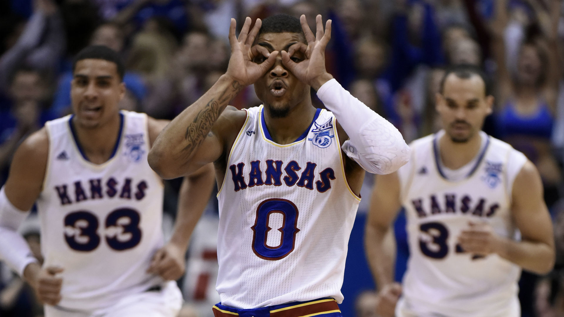 1920x1080 Canada sign of what's to come from KU guard | NCAA Basketball | Sporting  News