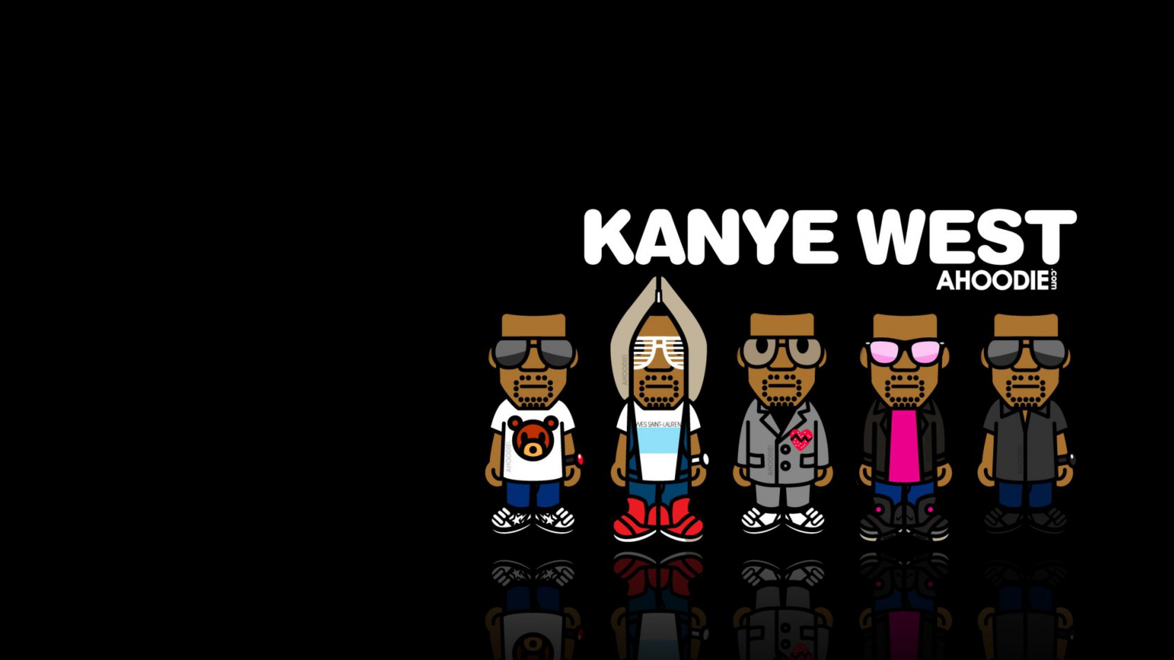 3840x2160 Download Wallpaper  Kanye west, Music, Image, Hip-hop 4K .