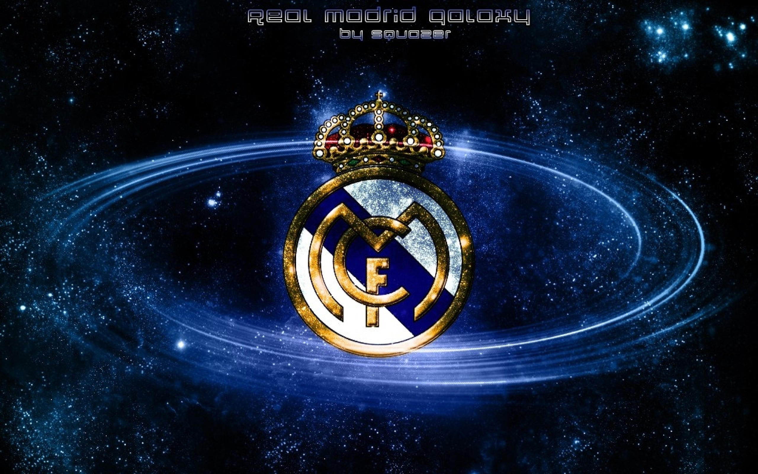 2560x1600 Real Madrid Logo · HD Wallpaper | Background ID:770518