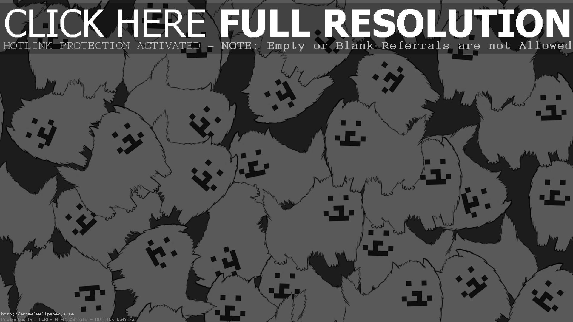 1920x1080 Great Undertale Phone Dog Wallpaper
