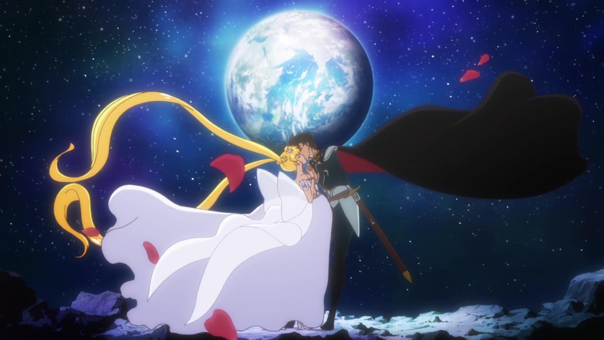 Sailor Moon Hd Wallpaper 1920x1080 73 Images