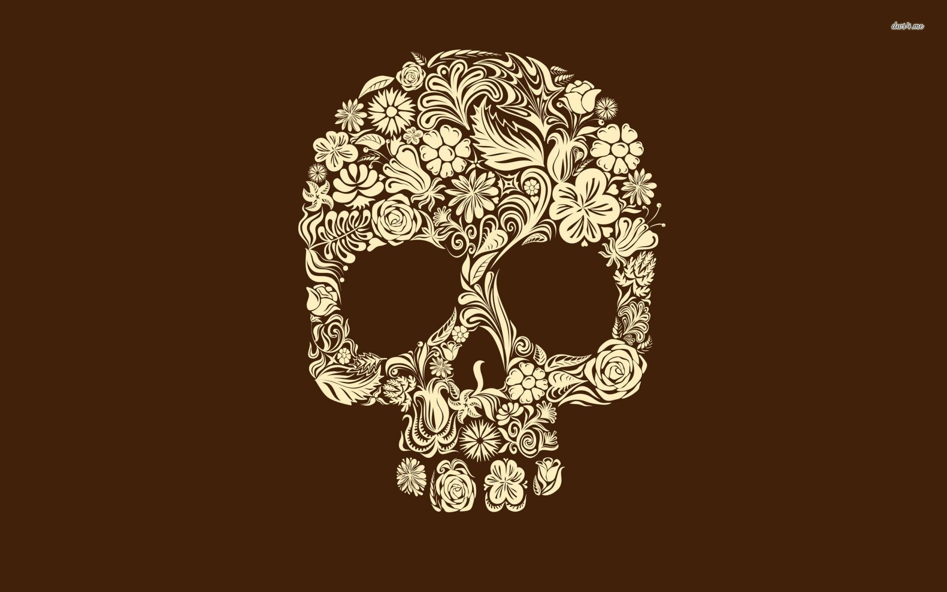 Day of the dead wallpaper 68 images - Sugar skull background ...
