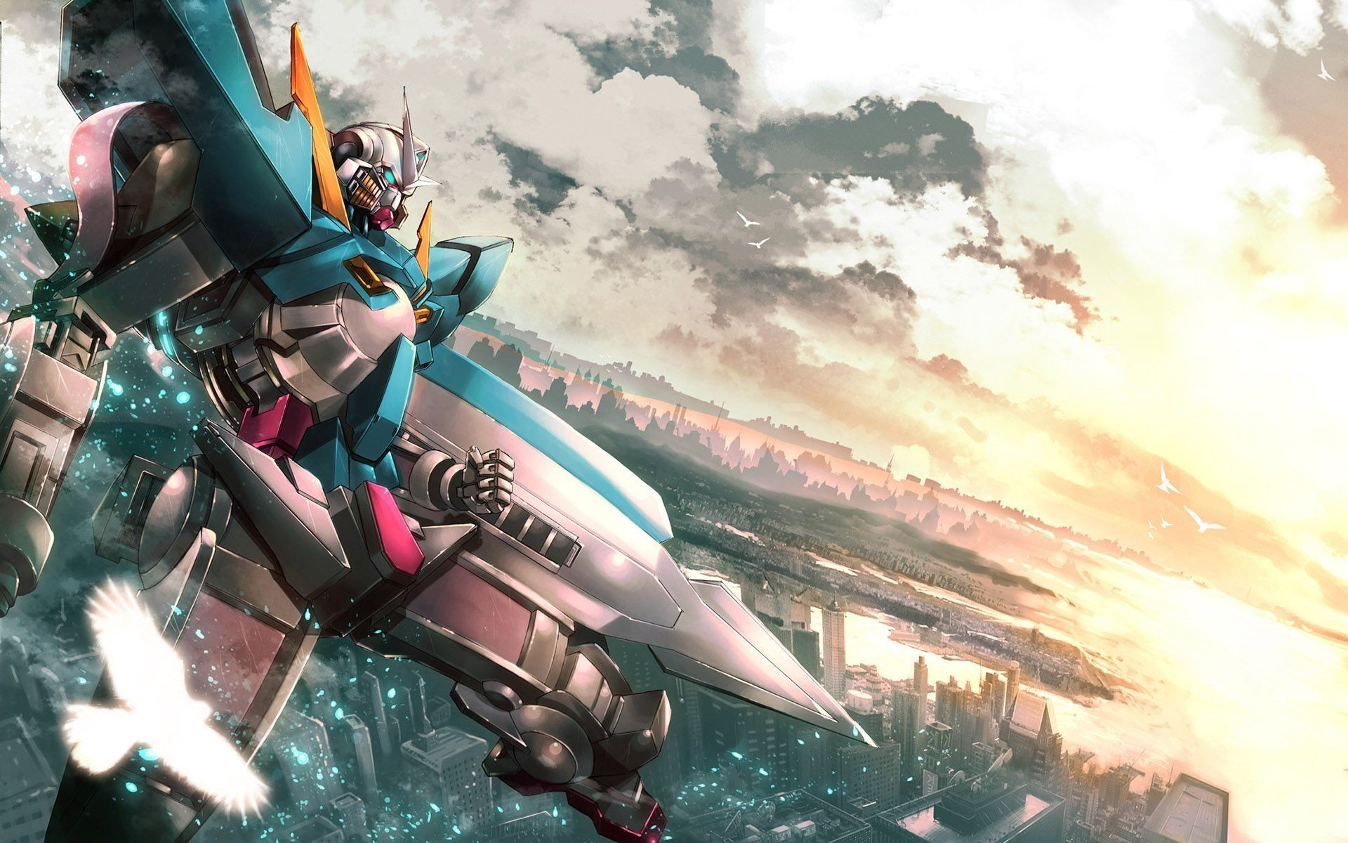 1920x1200 Download Gundam Exia wallpapers to your cell phone exia gundam | Wallpapers  4k | Pinterest | Gundam, Wallpaper and Hd wallpaper