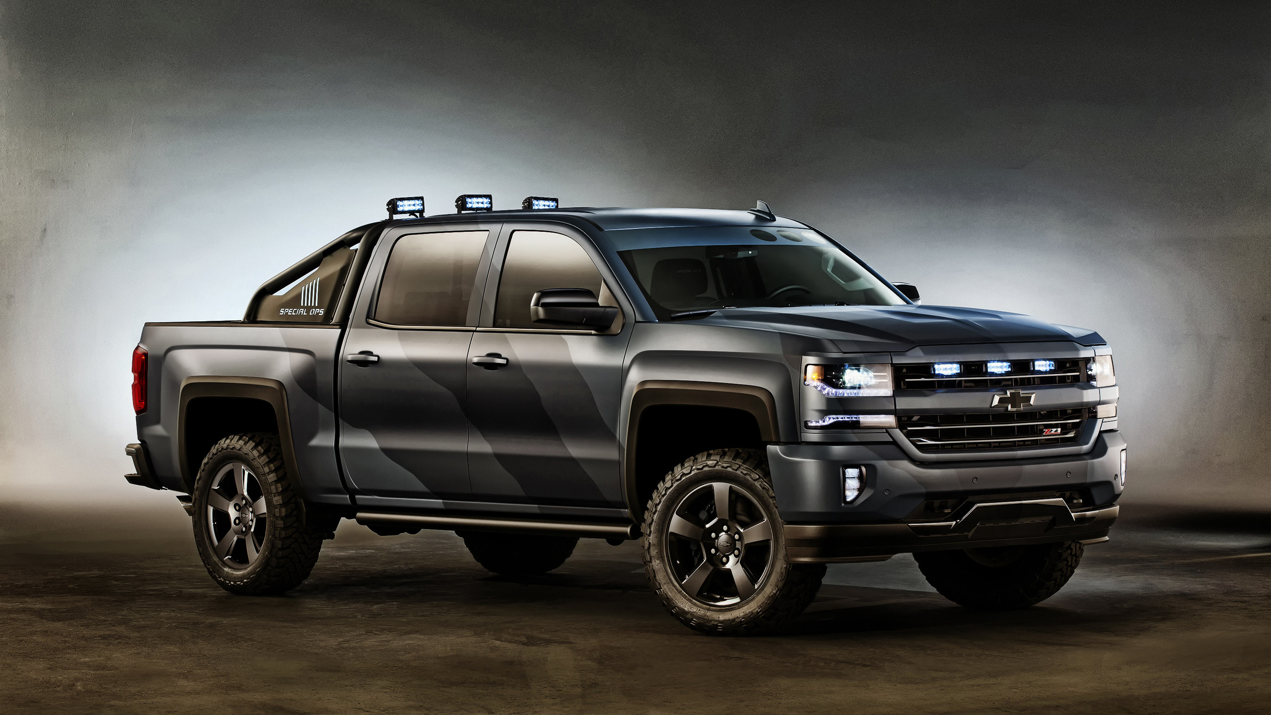 2560x1440 Chevy Silverado Wallpaper HD Creative Chevy Silverado Photos