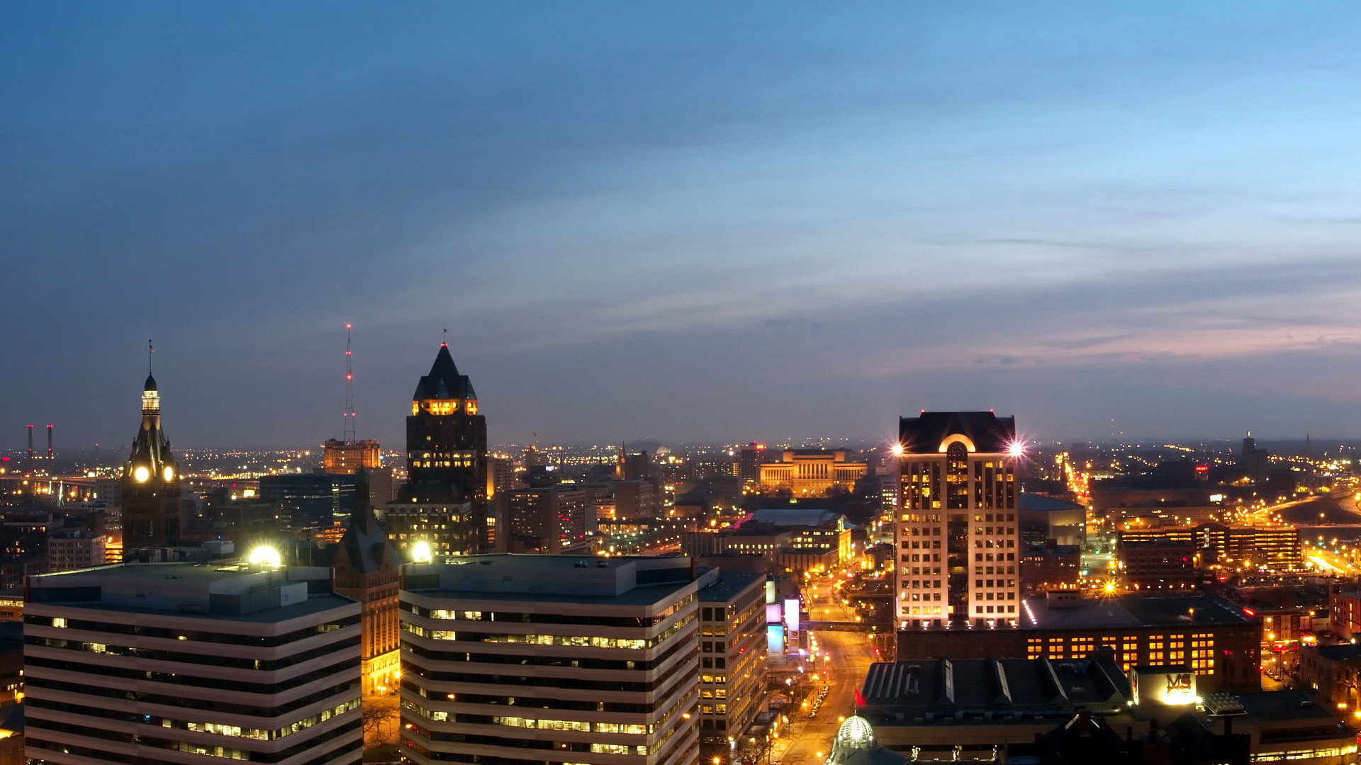 1920x1080 resolution image, Milwaukee, Wisconsin p HD Travel Wallpaper .