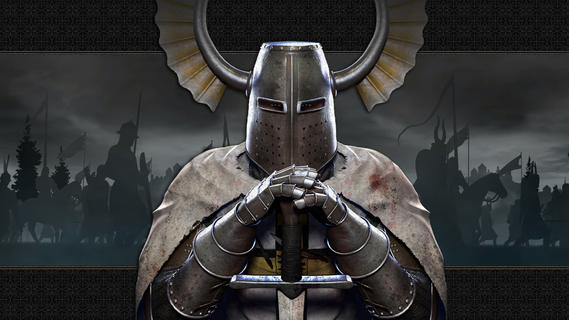 1920x1080 Medieval Knights Wallpaper