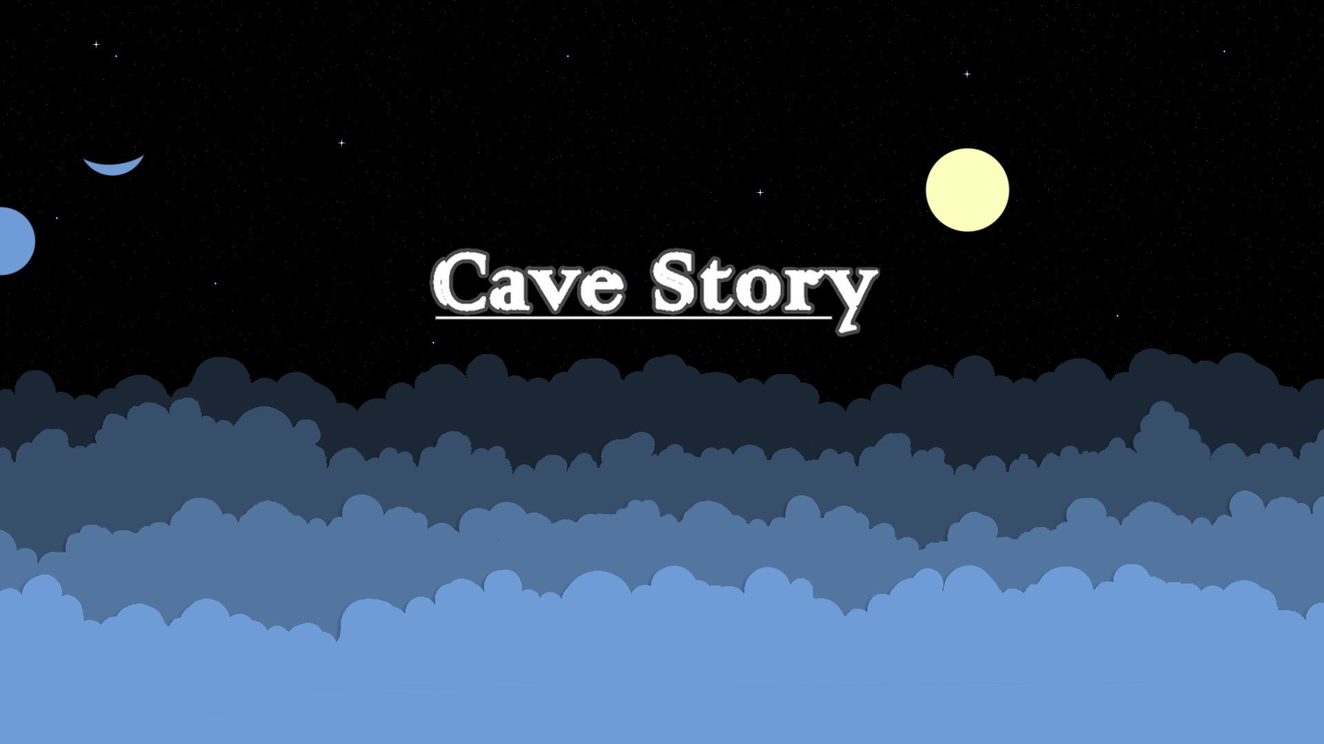1920x1080 Cave Story wallpaper