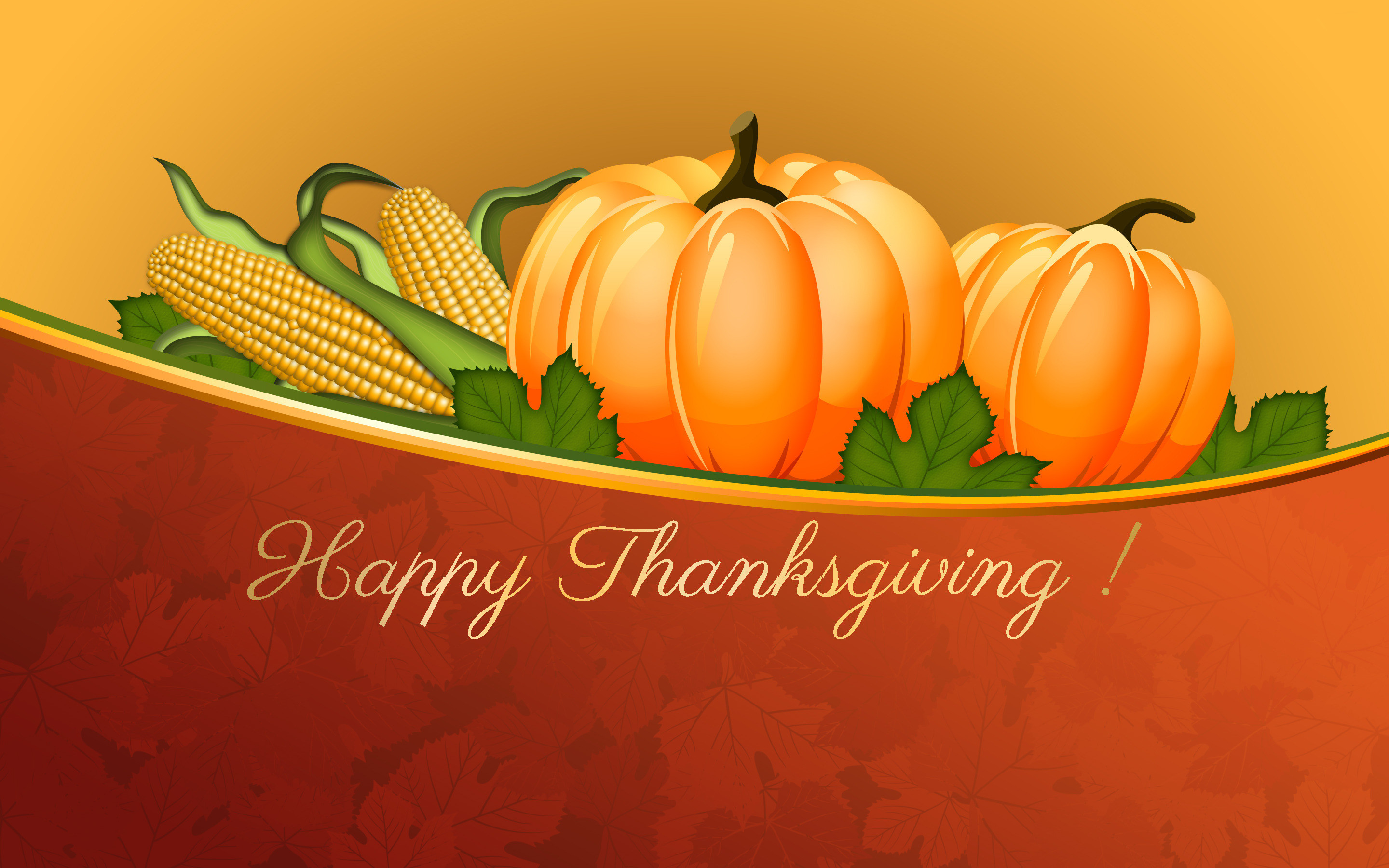 2880x1800 Thanksgiving Widescreen Wallpaper