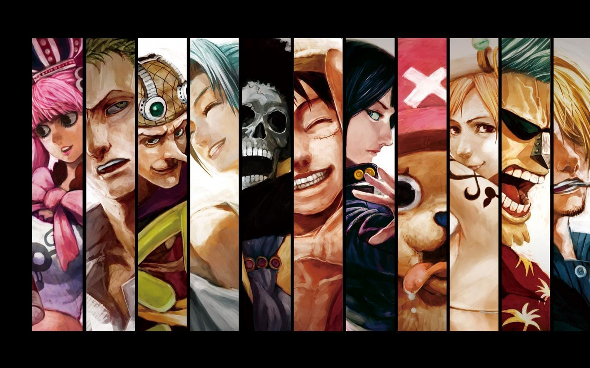 1920x1200 ... Sanji One piece nico robin nami luffy zoro sanji alternative art  chopper .