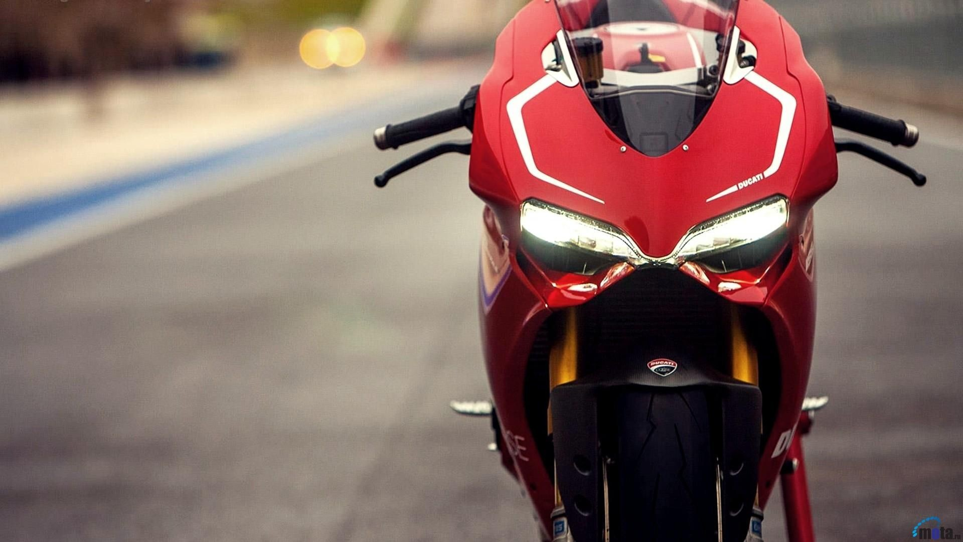 1920x1080 Download Wallpaper Red Ducati 1199 Panigale R (1920 x 1080 HDTV .
