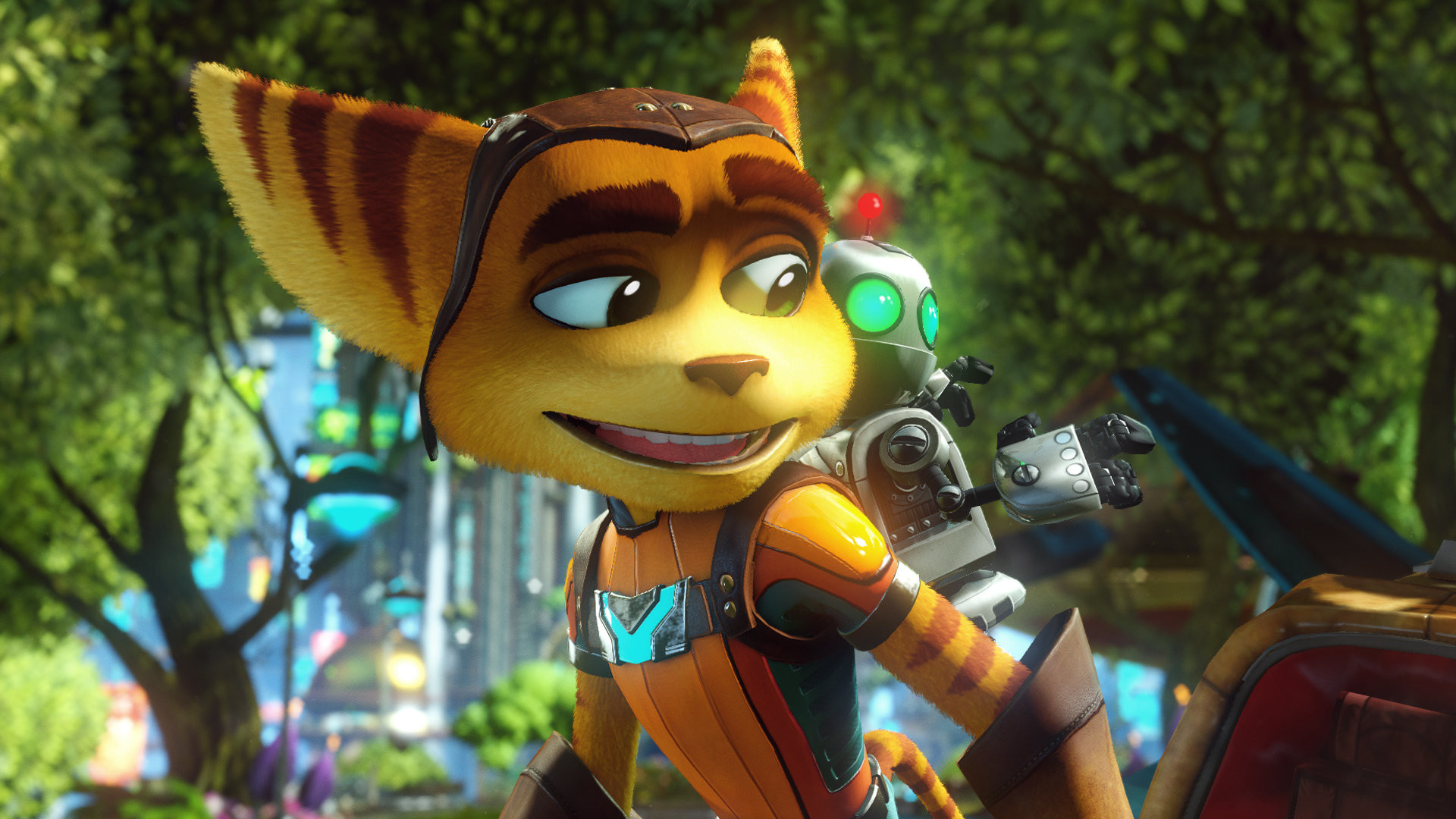 1920x1080 Ratchet & Clank, Star Fox Zero, and Quantum Break are 3 Reasons to be  Excited for April Gaming