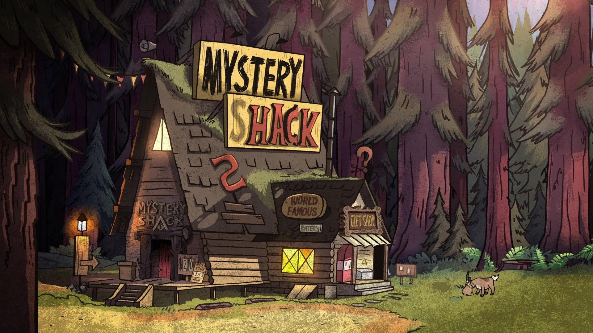 1920x1080 Gravity Falls wallpapers